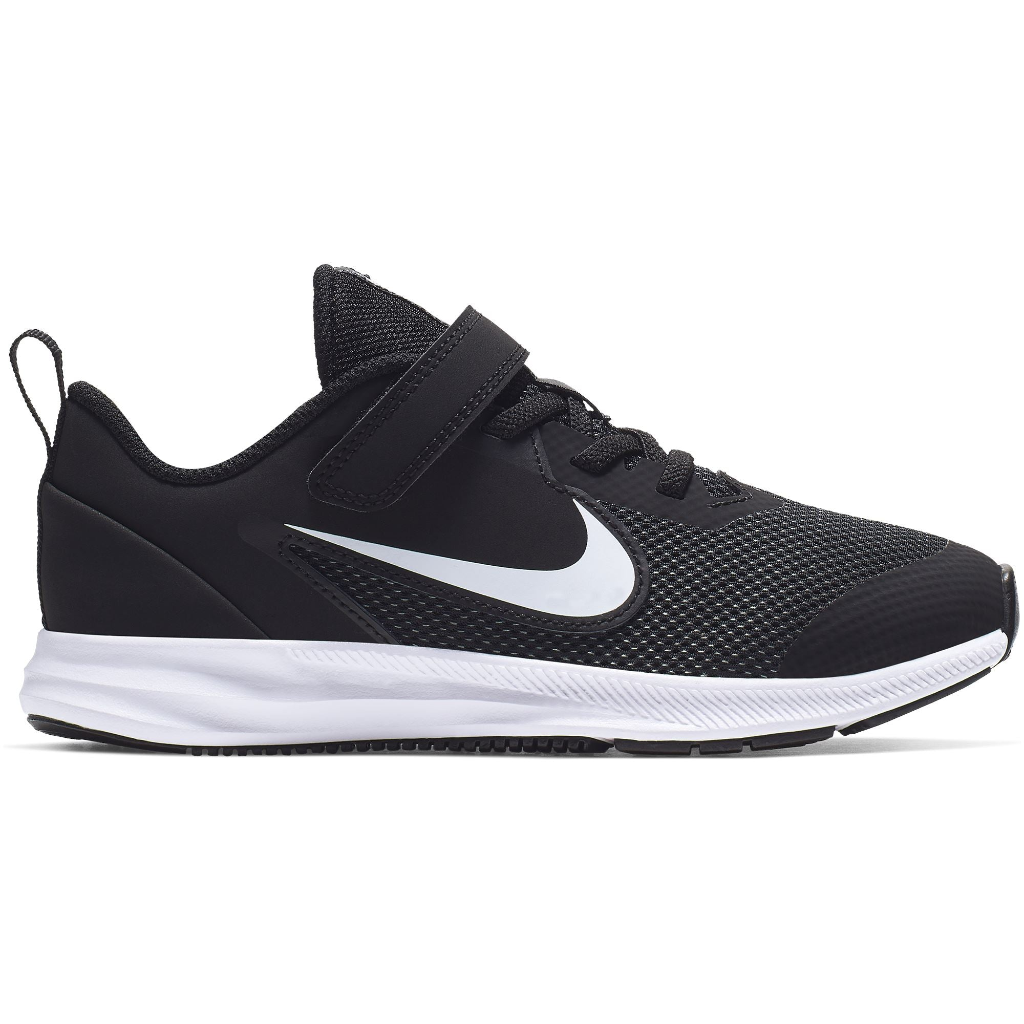 Nike Little Kids Downshifter 9 BlackWhite Anthracite Cool Grey