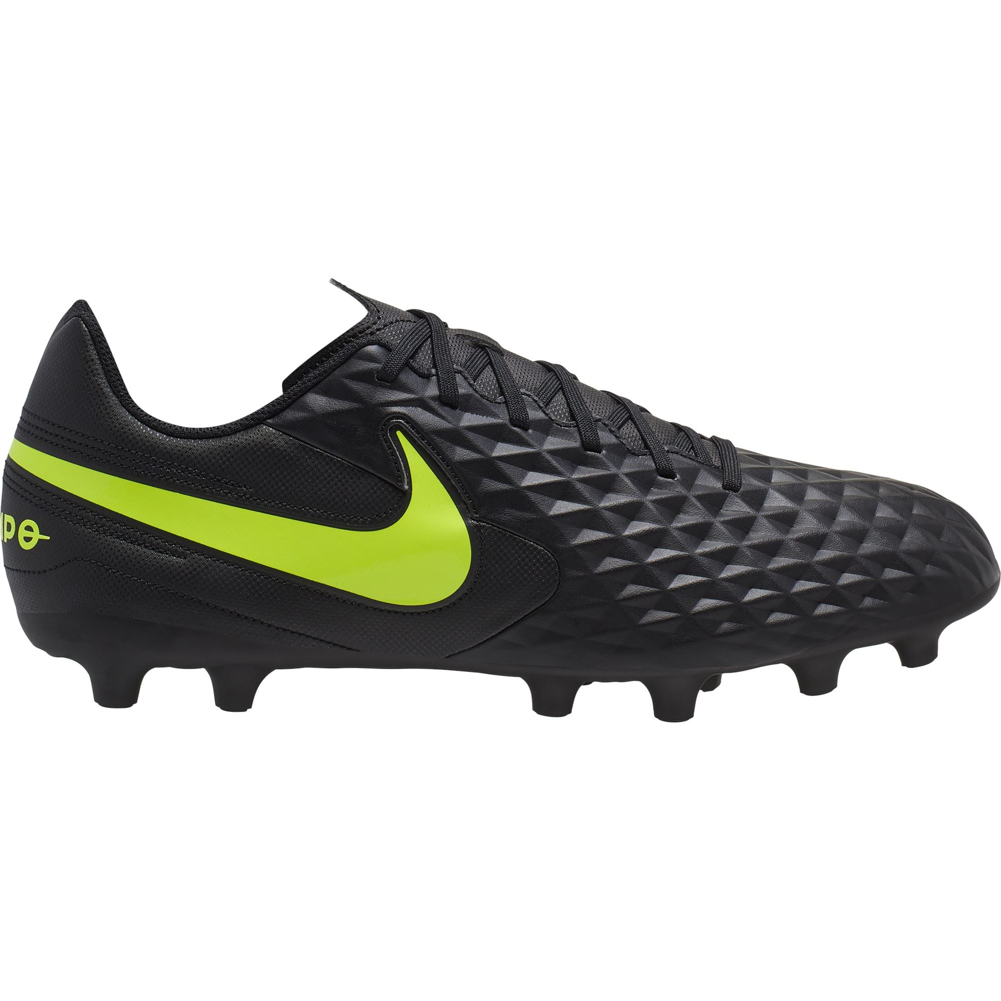 Nike Tiempo Legend 8 Club MG - Black/Volt SP-Footwear-Mens Nike