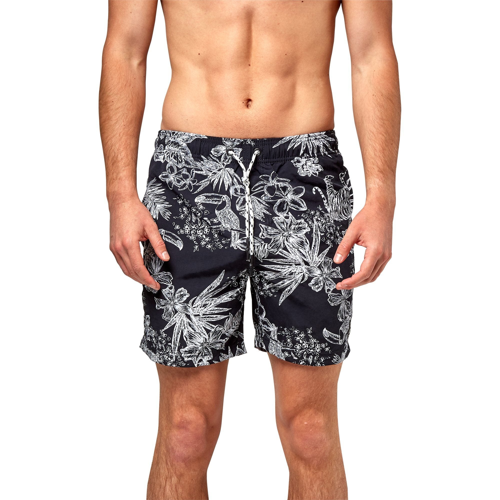 Bonds Men'S Swimwear Ydg Boardie - Print 35 Men's Swimwear Bonds