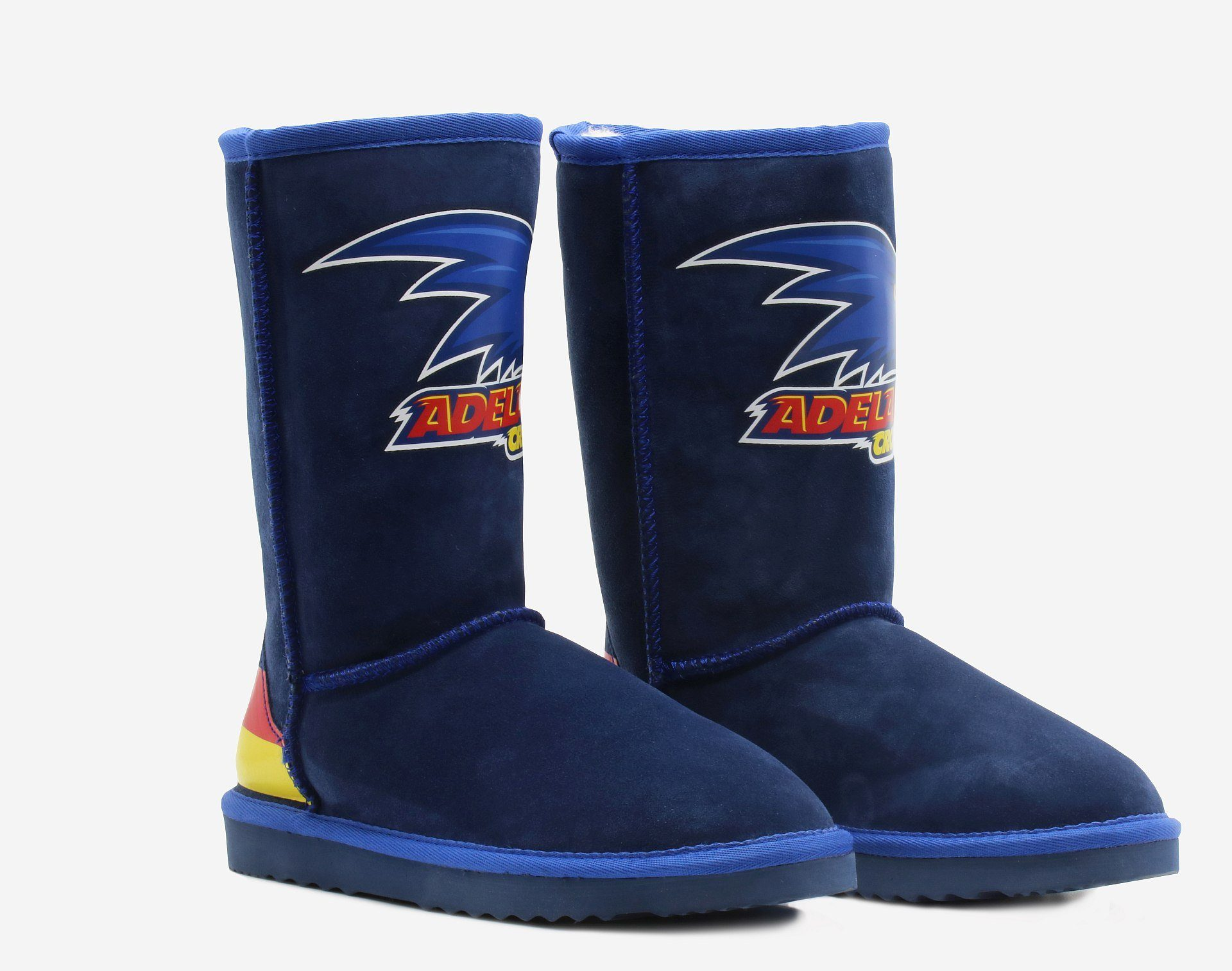 AFL Adult Ugg Boots - Adelaide Crows Footwear Team Uggs