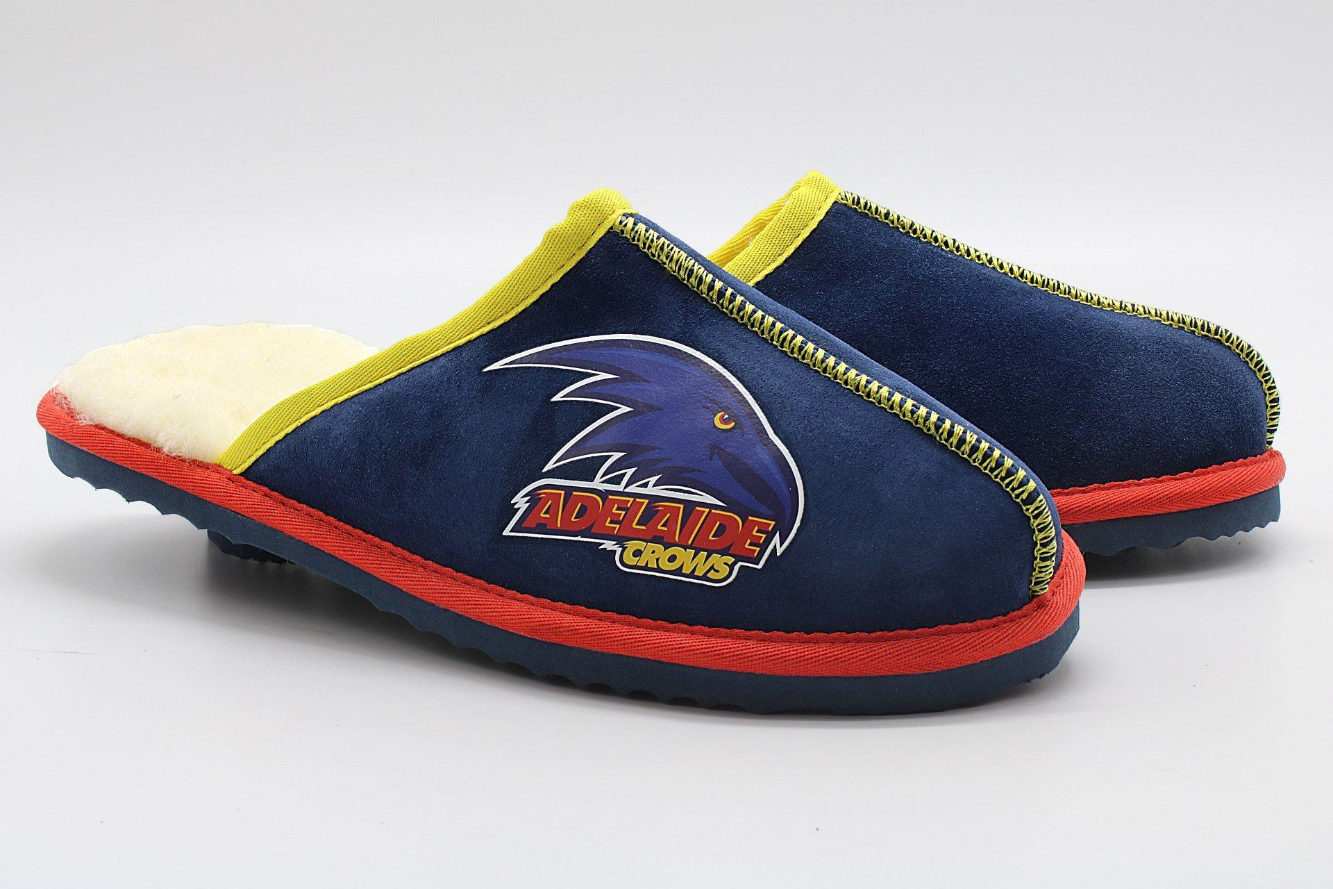 AFL Adults Slippers - Adelaide Crows Footwear Team Uggs