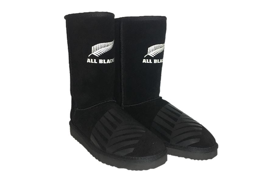 Union Adult Ugg Boots - All Blacks Footwear Team Uggs