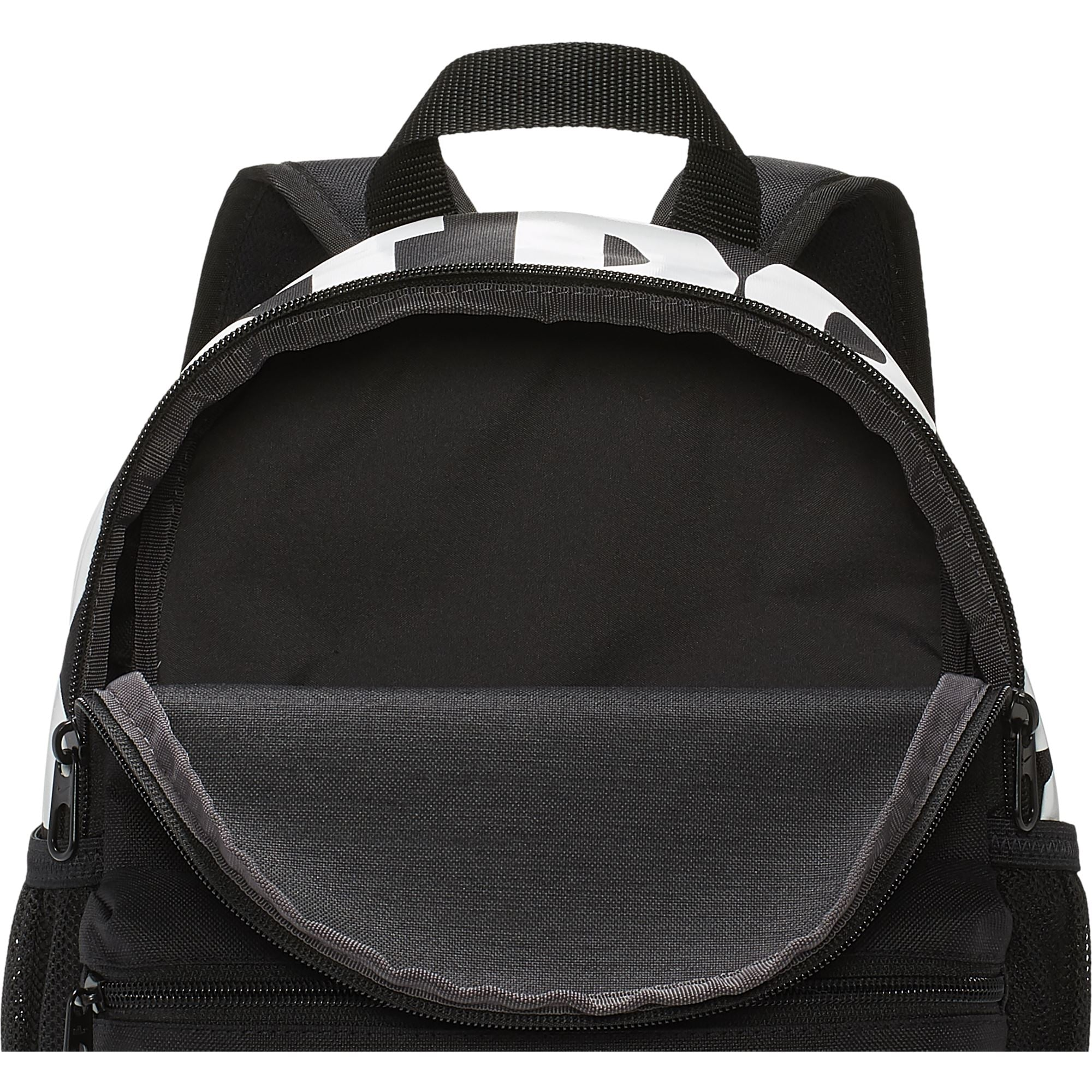Nike Brasilia Jdi Mini Backpack - Black/Black/White SP-Accessories-Bags Nike