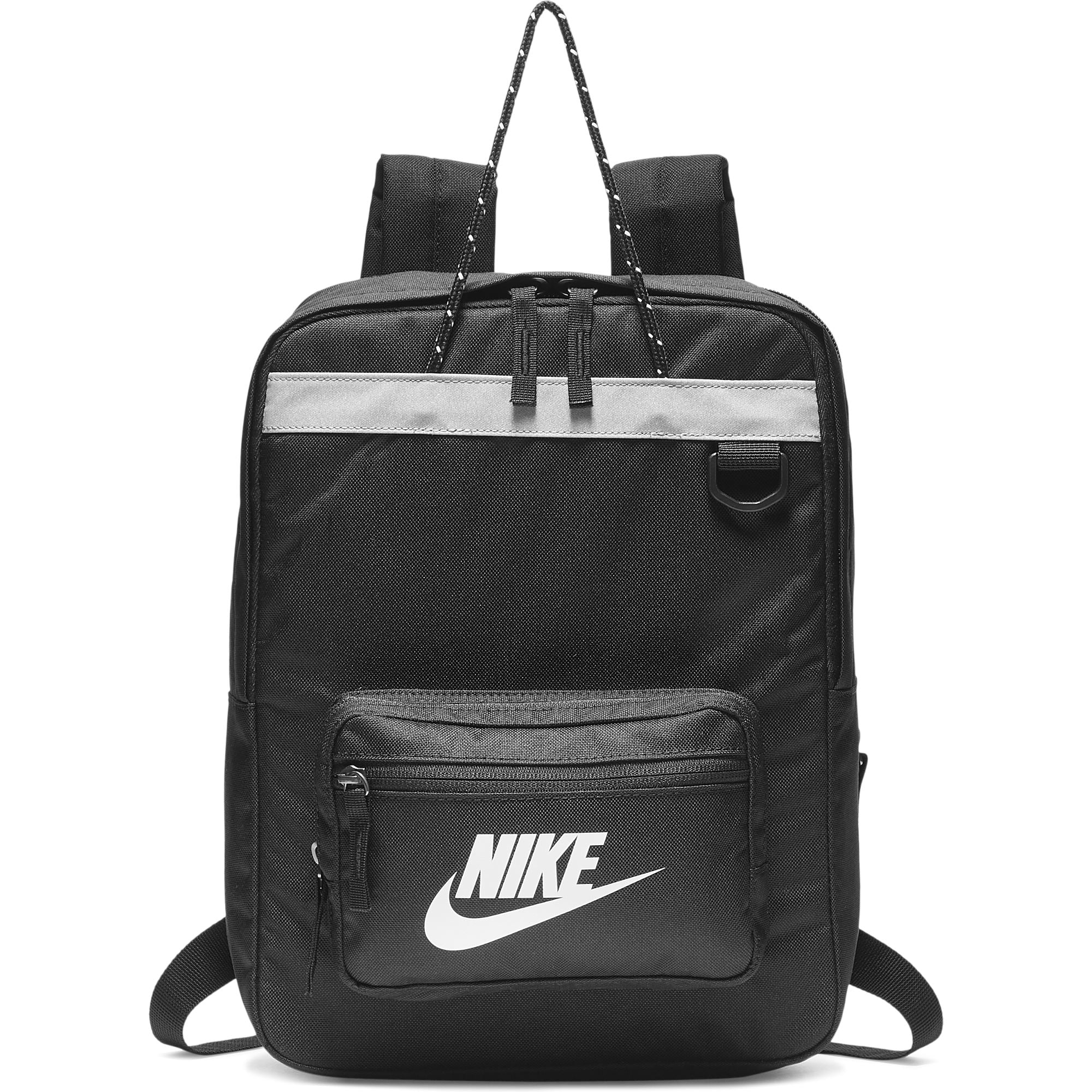 Nike Tanjun Backpack - Black/Black/White SP-Accessories-Bags Nike