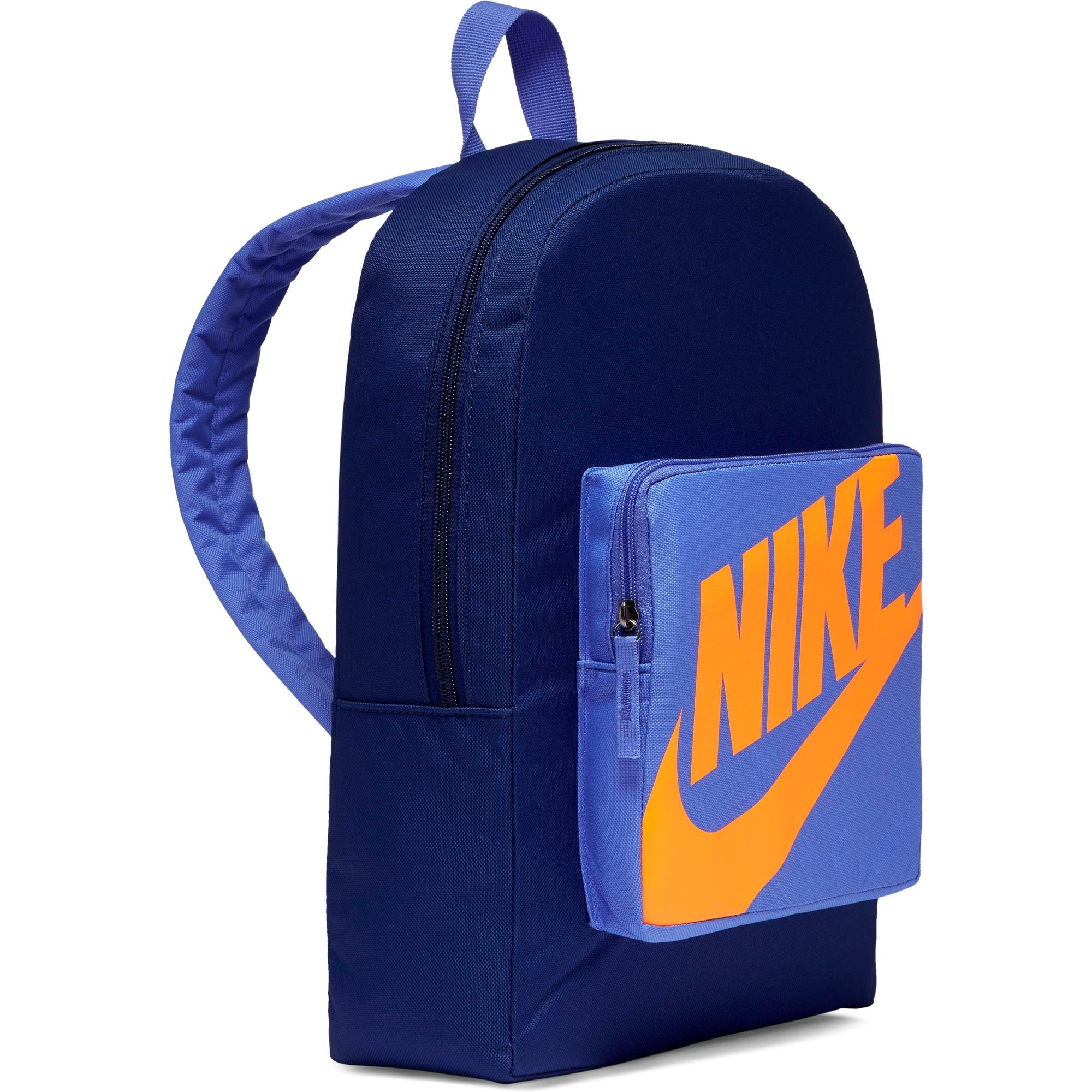 Nike Classic Backpack - Blue Void/Sapphire/Total Orange SP-Accessories-Bags Nike