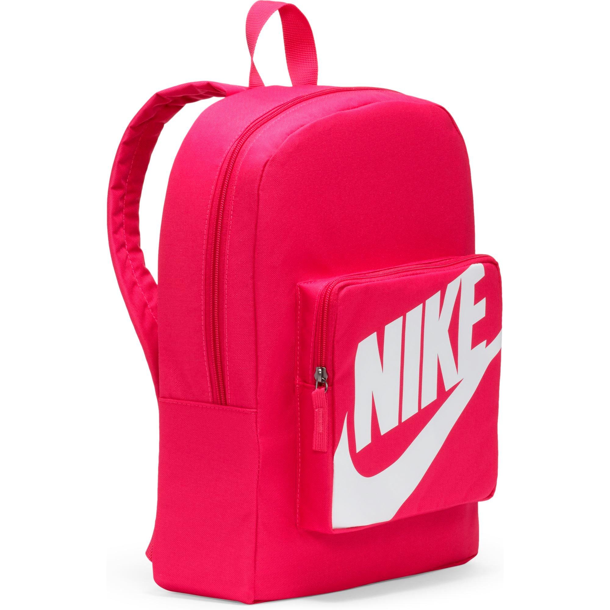 Nike Kids Classic Backpack - Fireberry/White SP-Accessories-Bags Nike