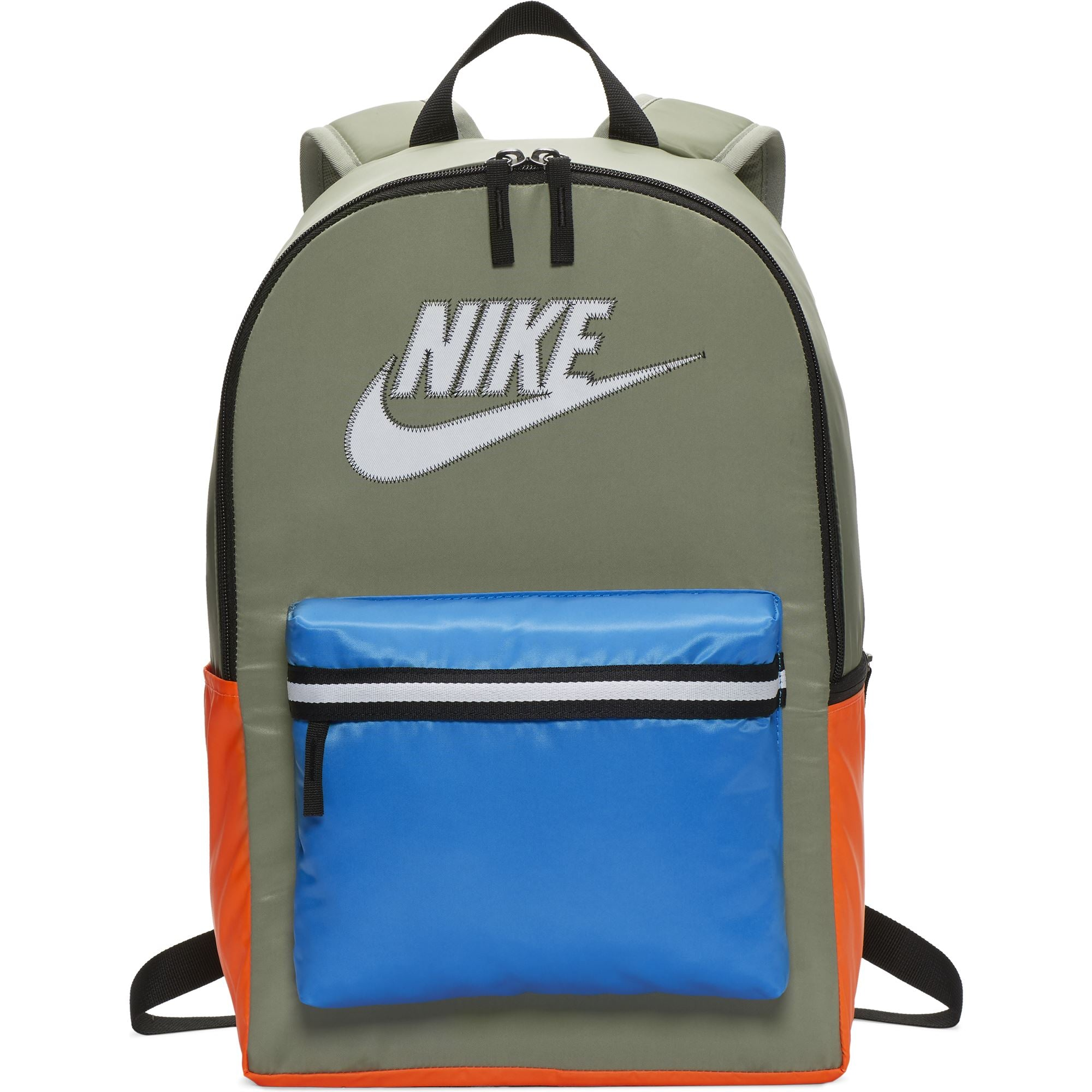 Nike Heritage Jersey Culture Backpack - Jade Stone/Lt Photo Blue/White SP-Accessories-Bags Nike