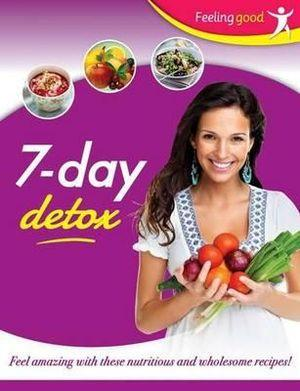 7 Day Detox Books SportsPower Geelong