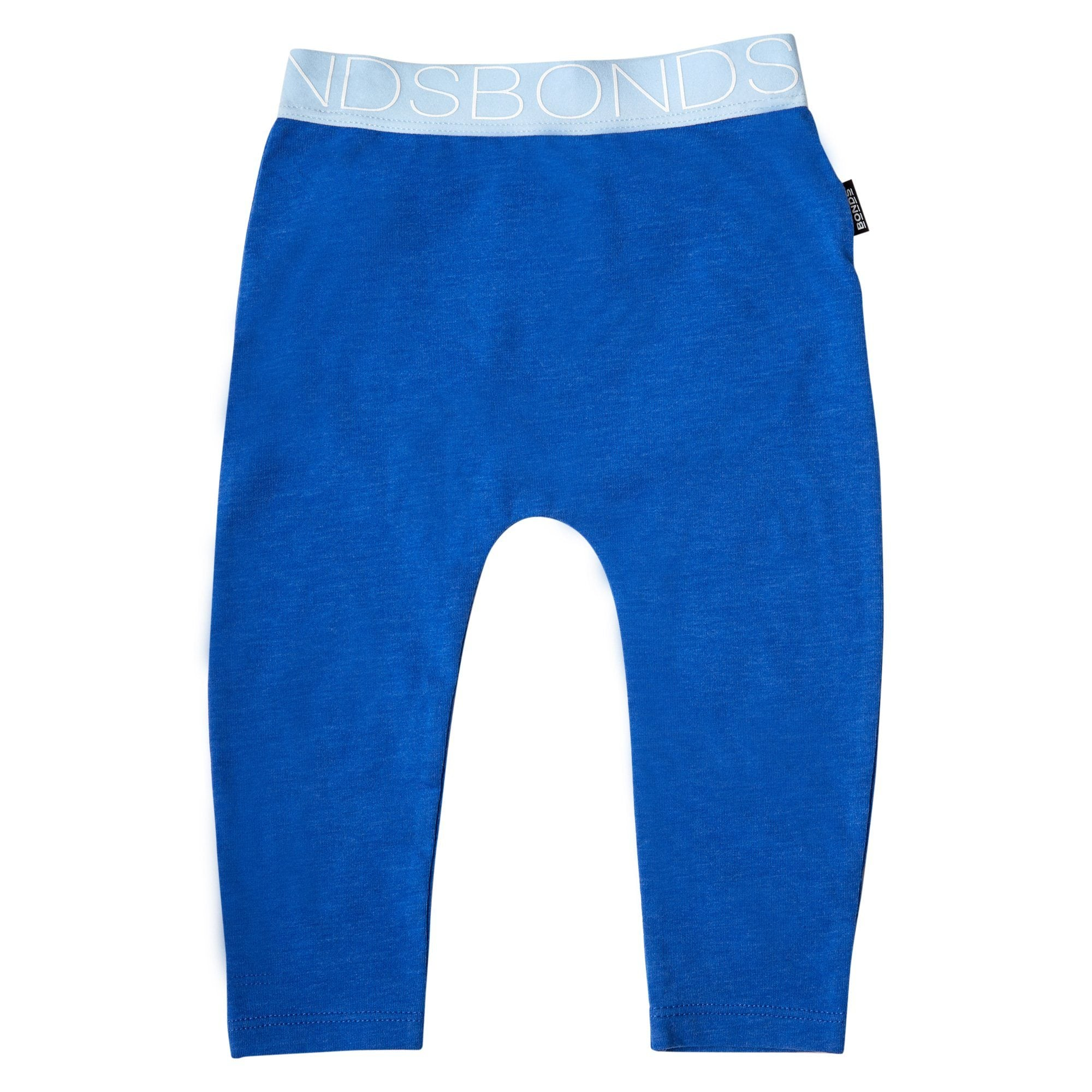 Bonds Baby Stretchies Legging Blue Baby Isbister & Co Wholesale