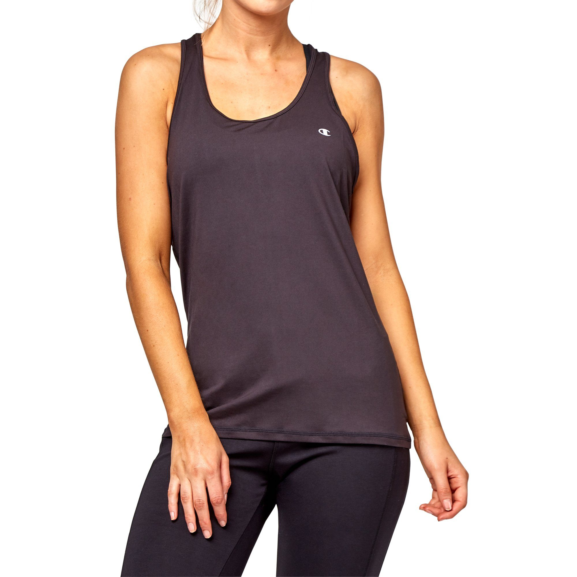 Champion Women's Absolute Tank - Black Apparel Champion