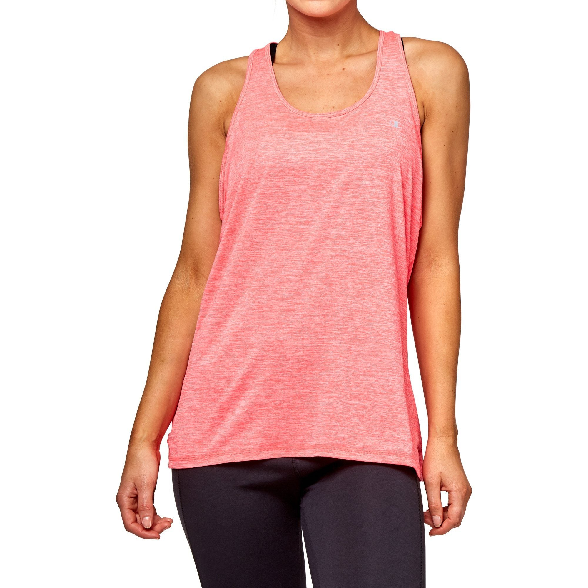 Champion Women's Absolute Tank - Neon Flare Heather Apparel Champion