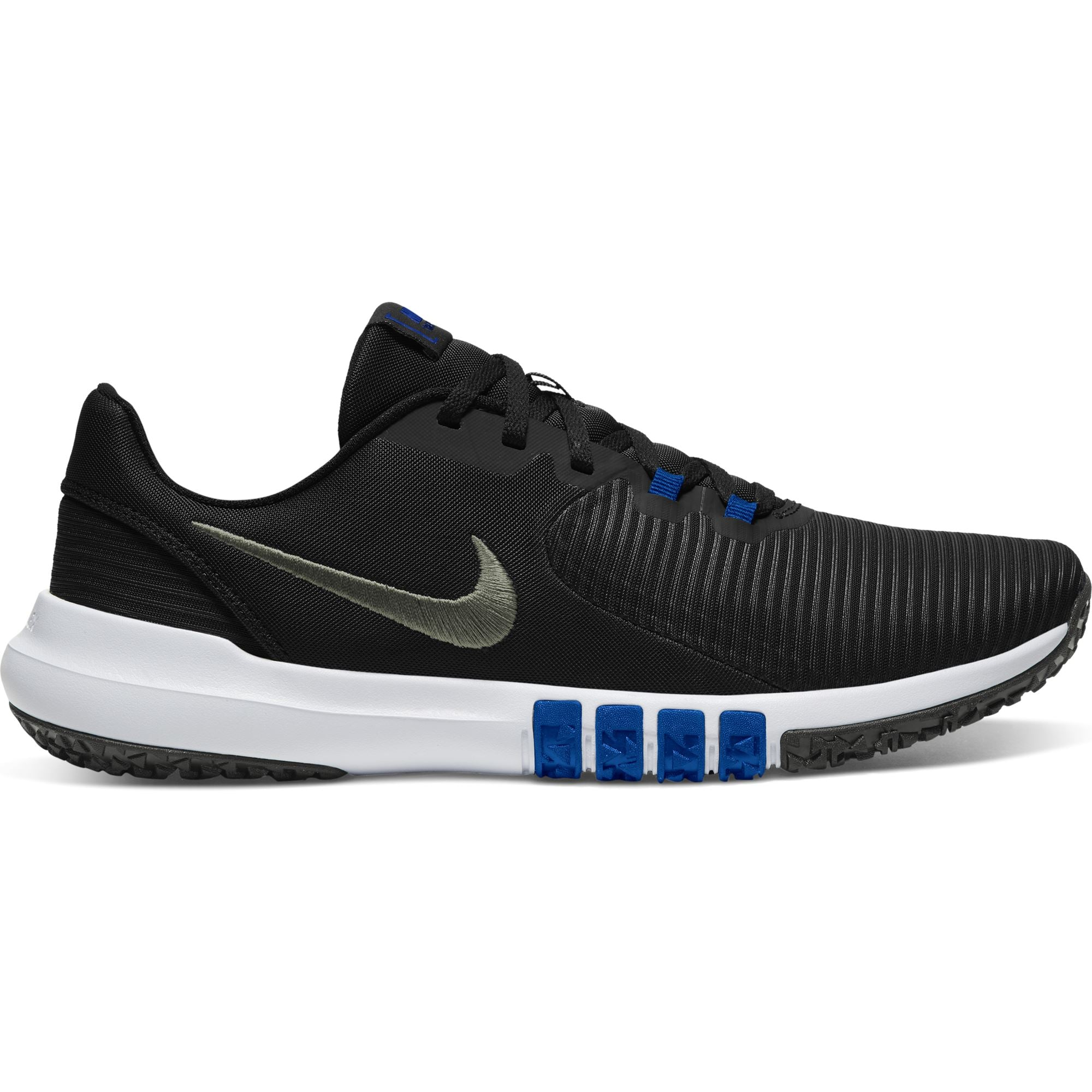 Nike Mens Training Flex Control 4 - Black/Twilight Marsh/Newsprint SP-Footwear-Mens Nike