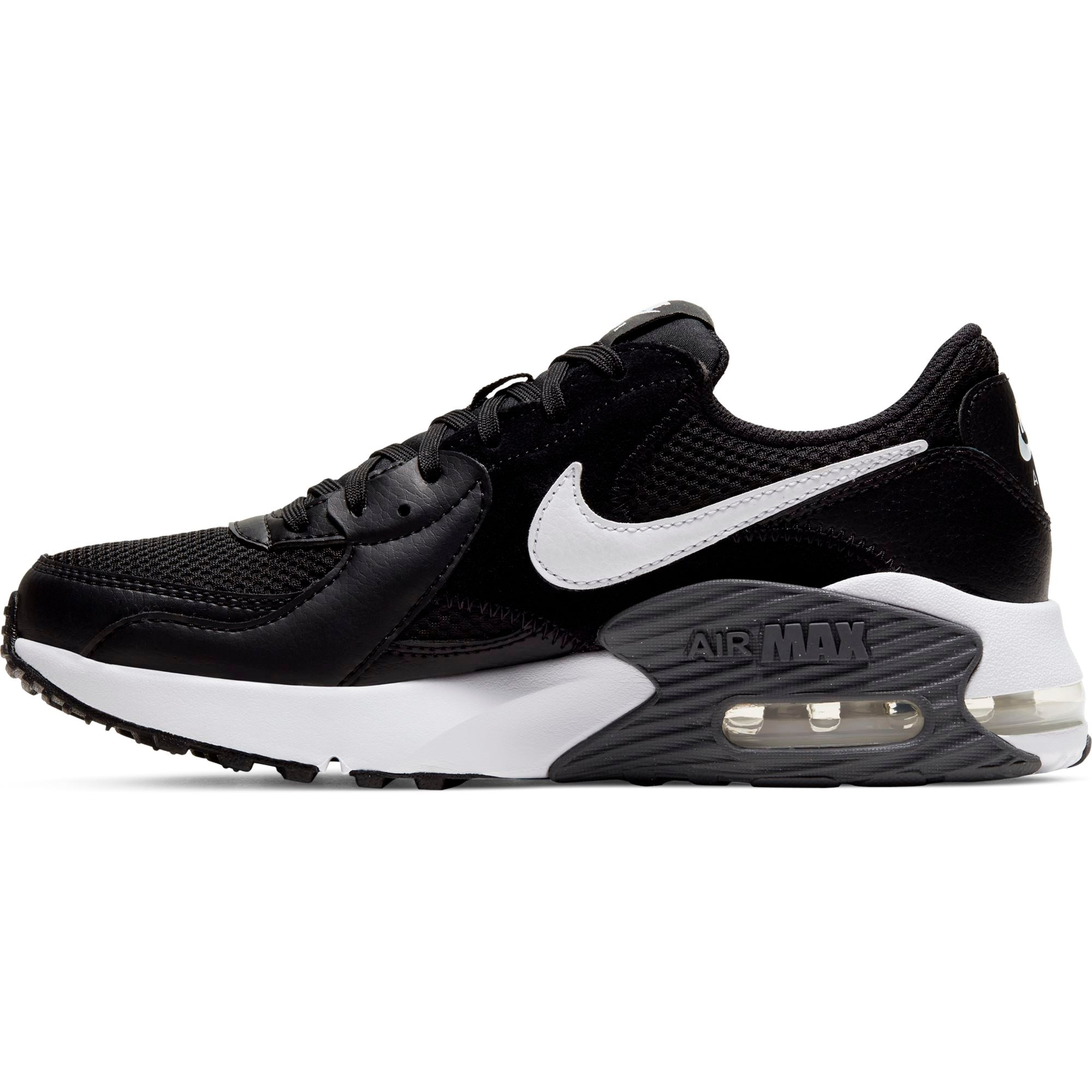 Nike Womens Air Max Excee - Black/White/Dark Grey SP-Footwear-Womens Nike