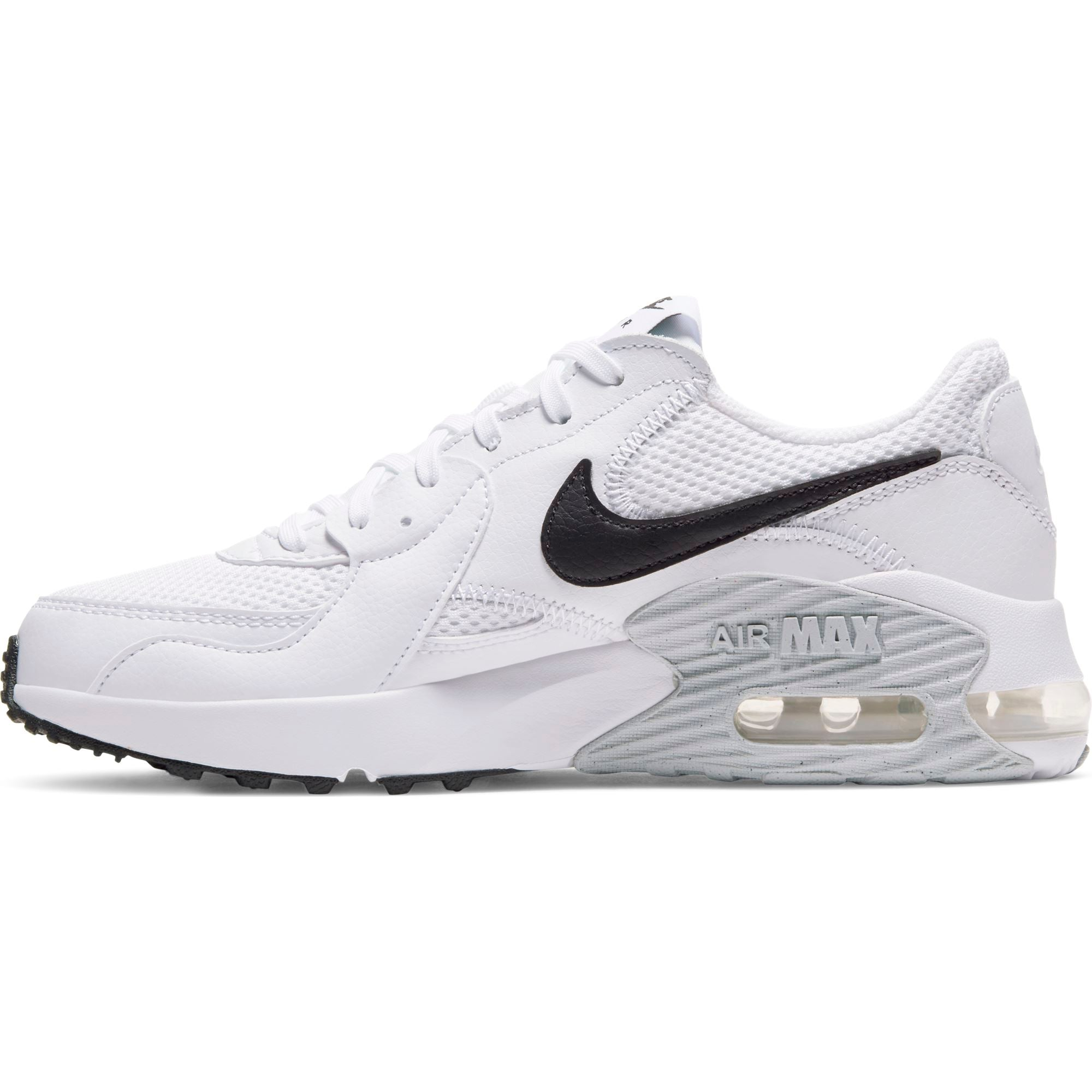 Nike Womens Air Max Excee - White/Black/Pure Platinum SP-Footwear-Womens Nike