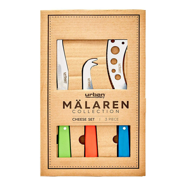 Malaren 3p Cheese Set - Multi Kitchenware Isbister & Co Wholesale