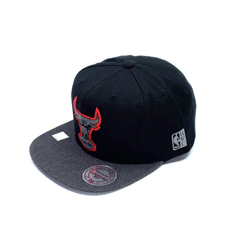 Mitchell & Ness Reflective Duo Snapback - Chicago Bulls Hats Mitchell & Ness