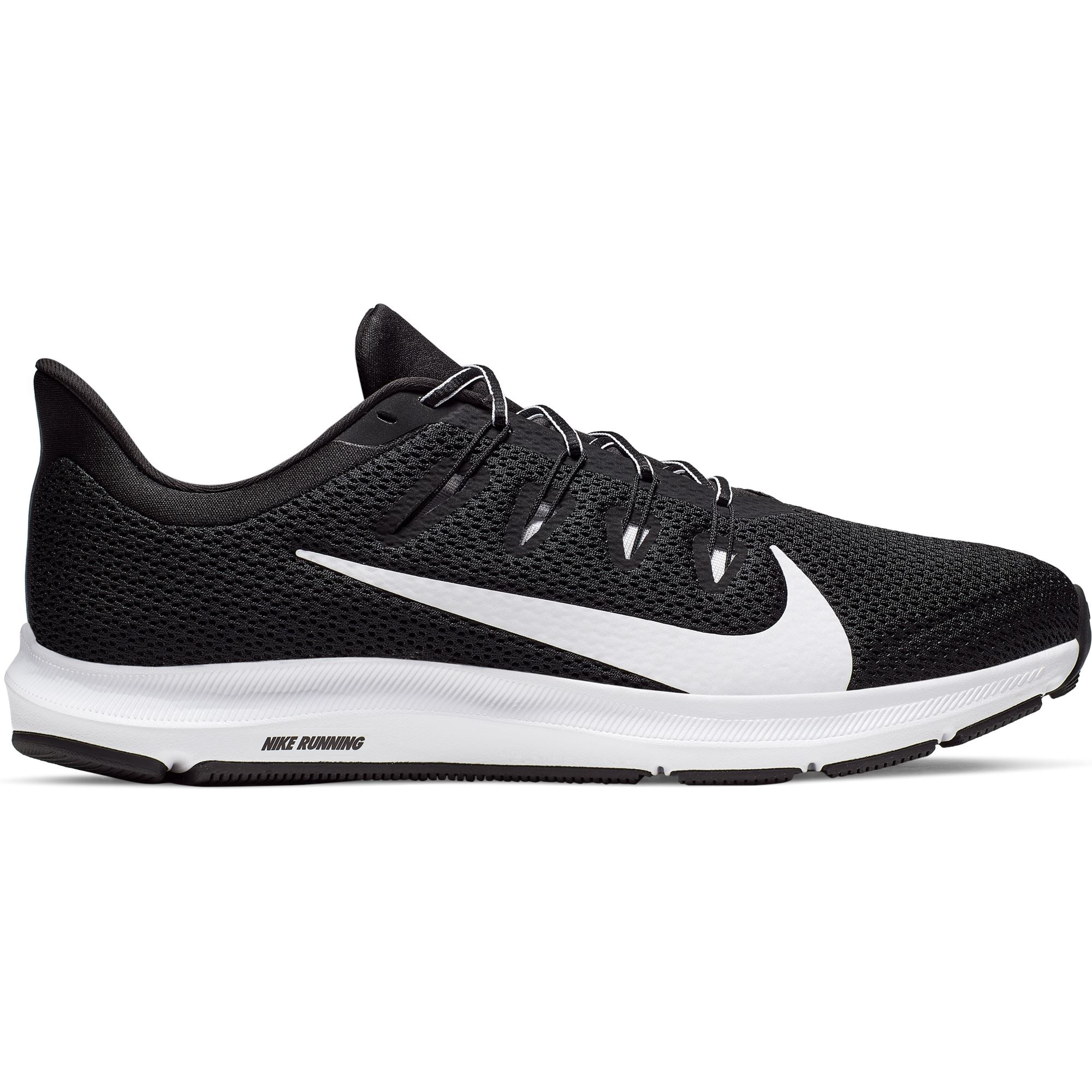 Nike Mens Quest 2 - Black/White Q3NIKE Nike