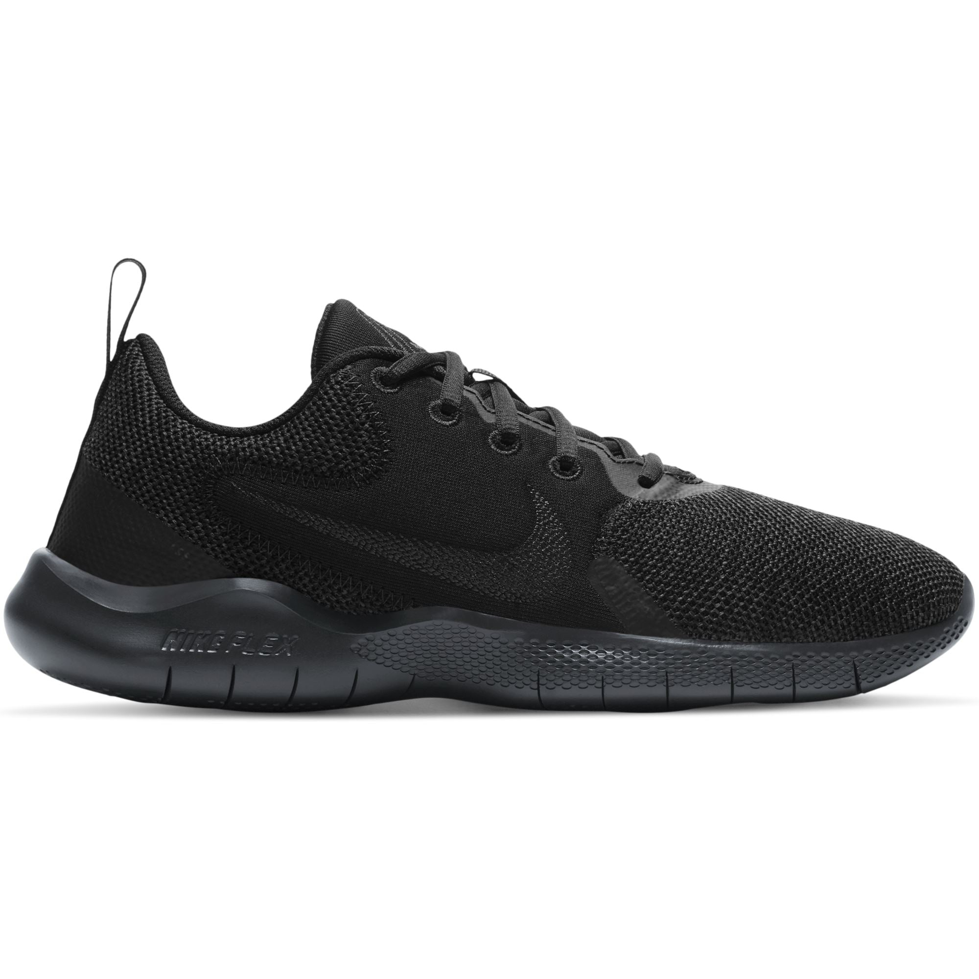 Nike Womens Flex Experience Run 10 - Black/Dark Smoke Grey SP-Footwear-Womens Nike