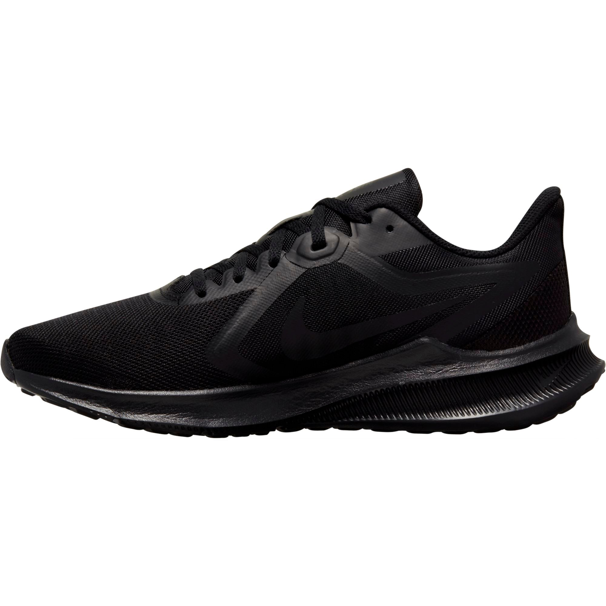 Nike Womens Downshifter 10 - Black/Black SP-Footwear-Womens Nike