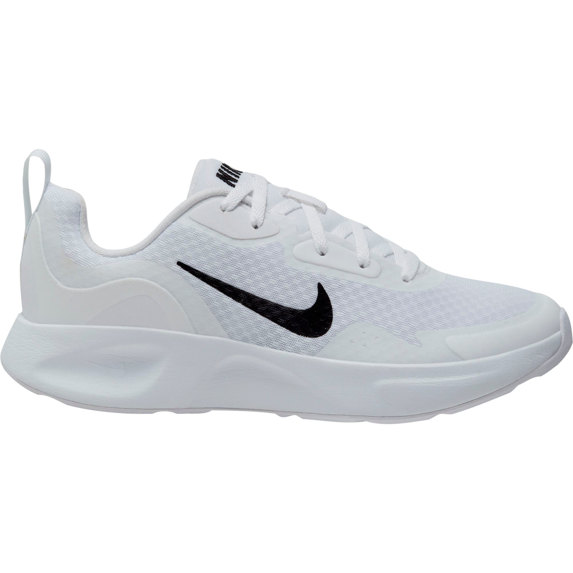 Nike Womens Wearallday - White/Black SP-Footwear-Womens Nike