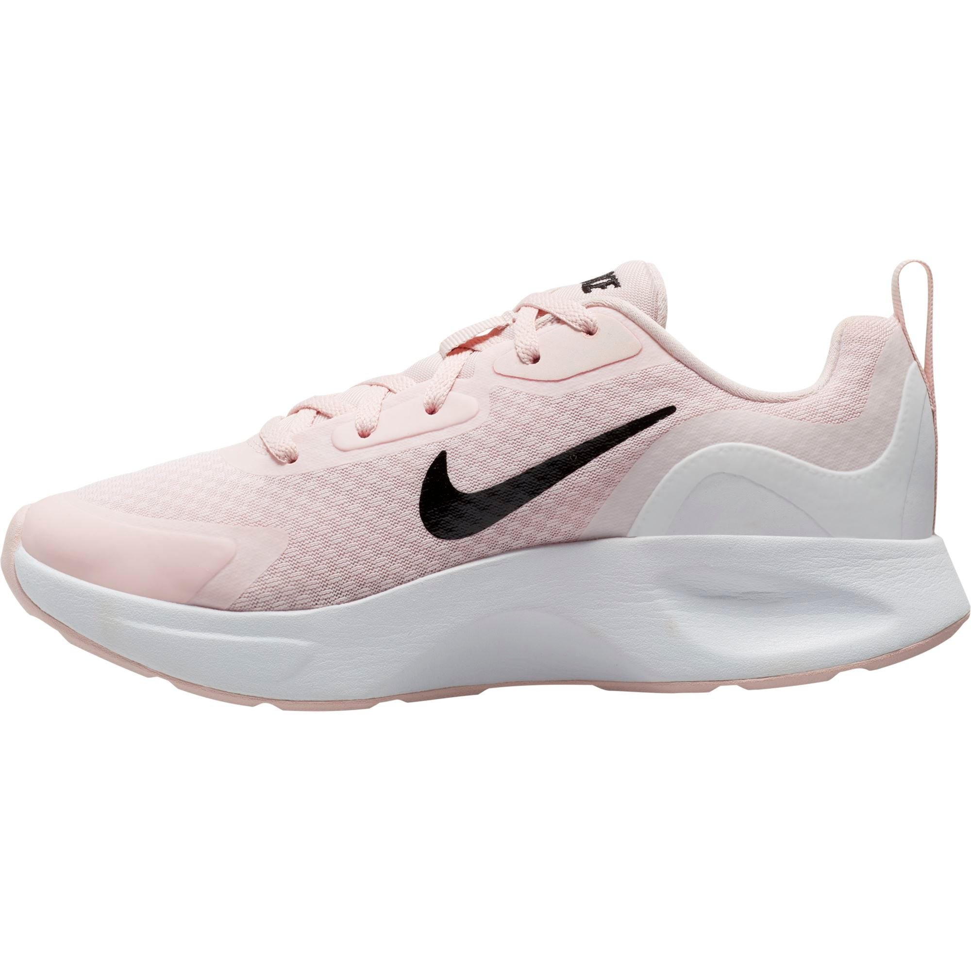 Nike Womens Wearallday - Barely Rose/Black-White SP-Footwear-Womens Nike