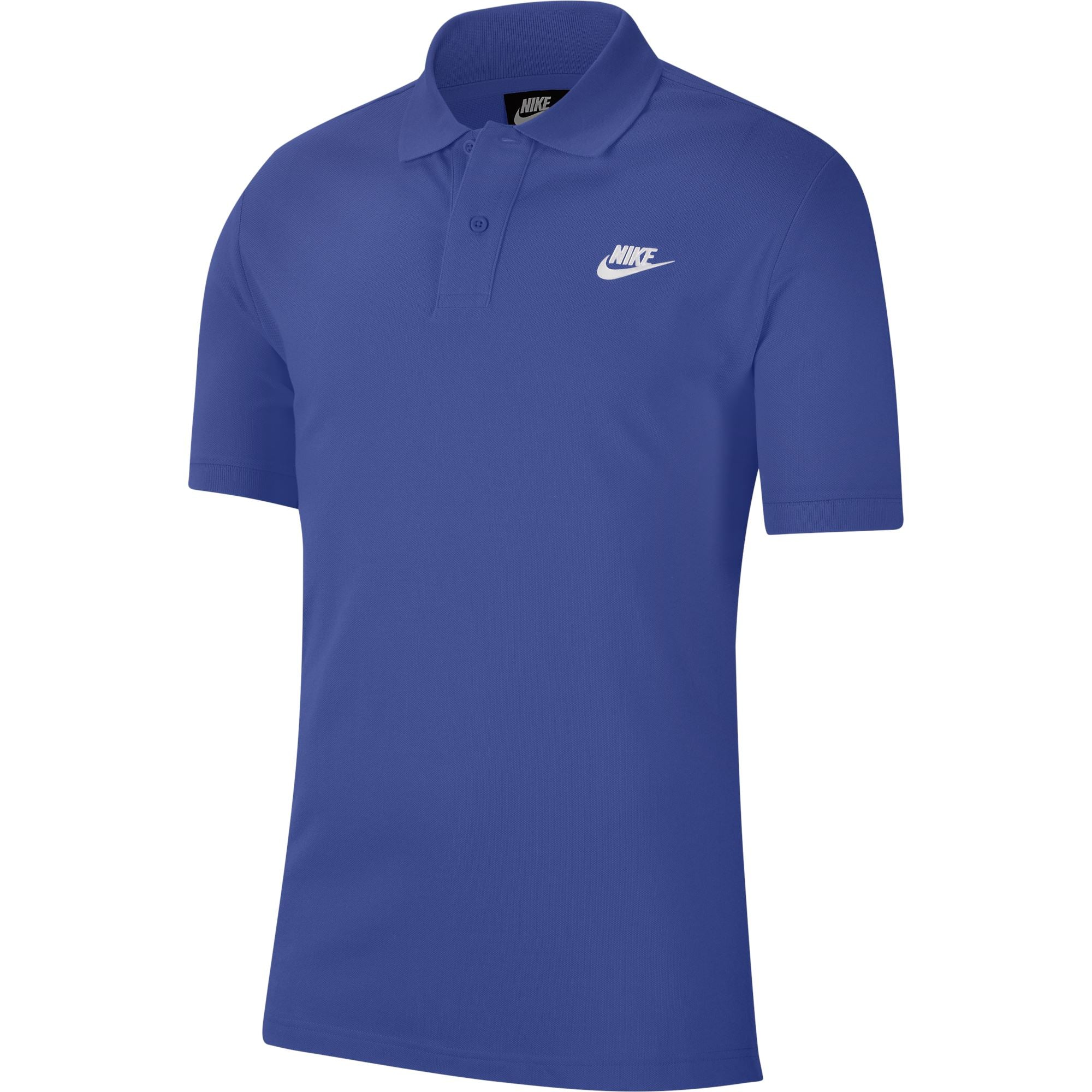 Nike Men's Sportswear Polo Shirt Match-Up - Astronomy Blue/White SP-ApparelShirts-Mens Nike