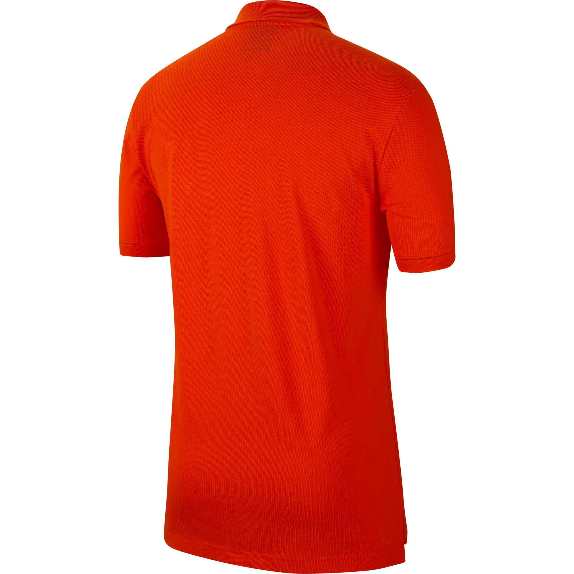 Nike Mens Sportswear Polo - Magma Orange/White SP-ApparelTees-Mens Nike