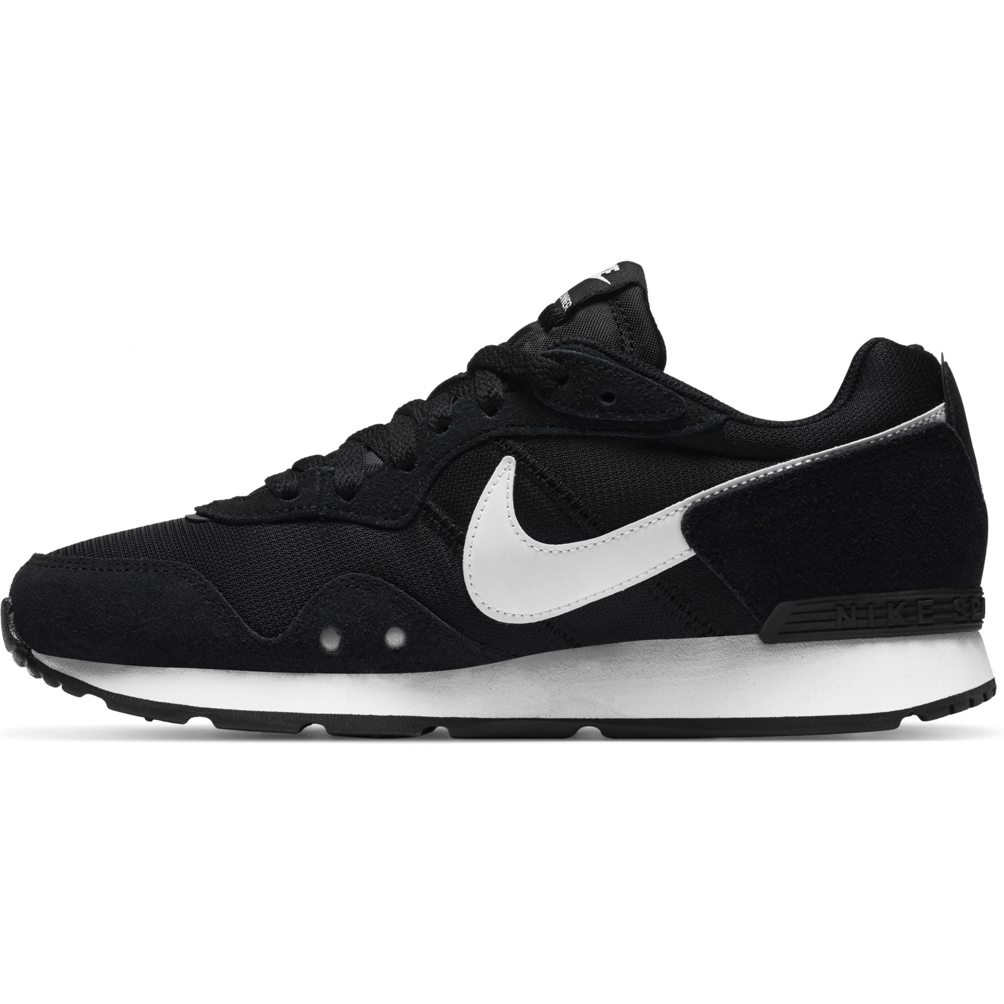 Nike Womens Venture Runner - Black/White-Black SP-Footwear-Womens Nike