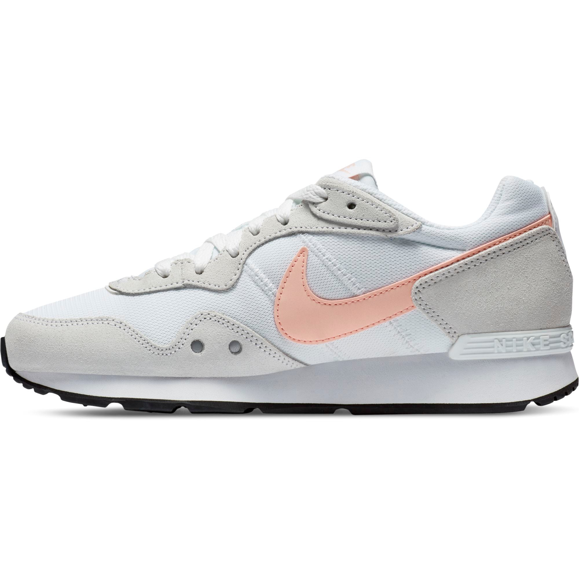 Nike Womens Venture Runner - White/Washed Coral-Black SP-Footwear-Womens Nike