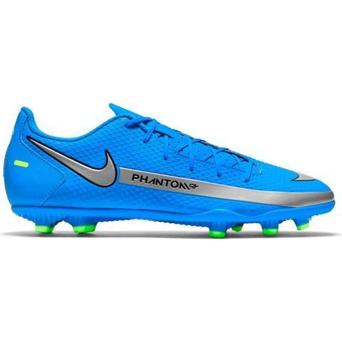 Nike Phantom Gt Club Mg - Photo Blue/Metallic Silver-Rage Green SP-Footwear-Mens Nike