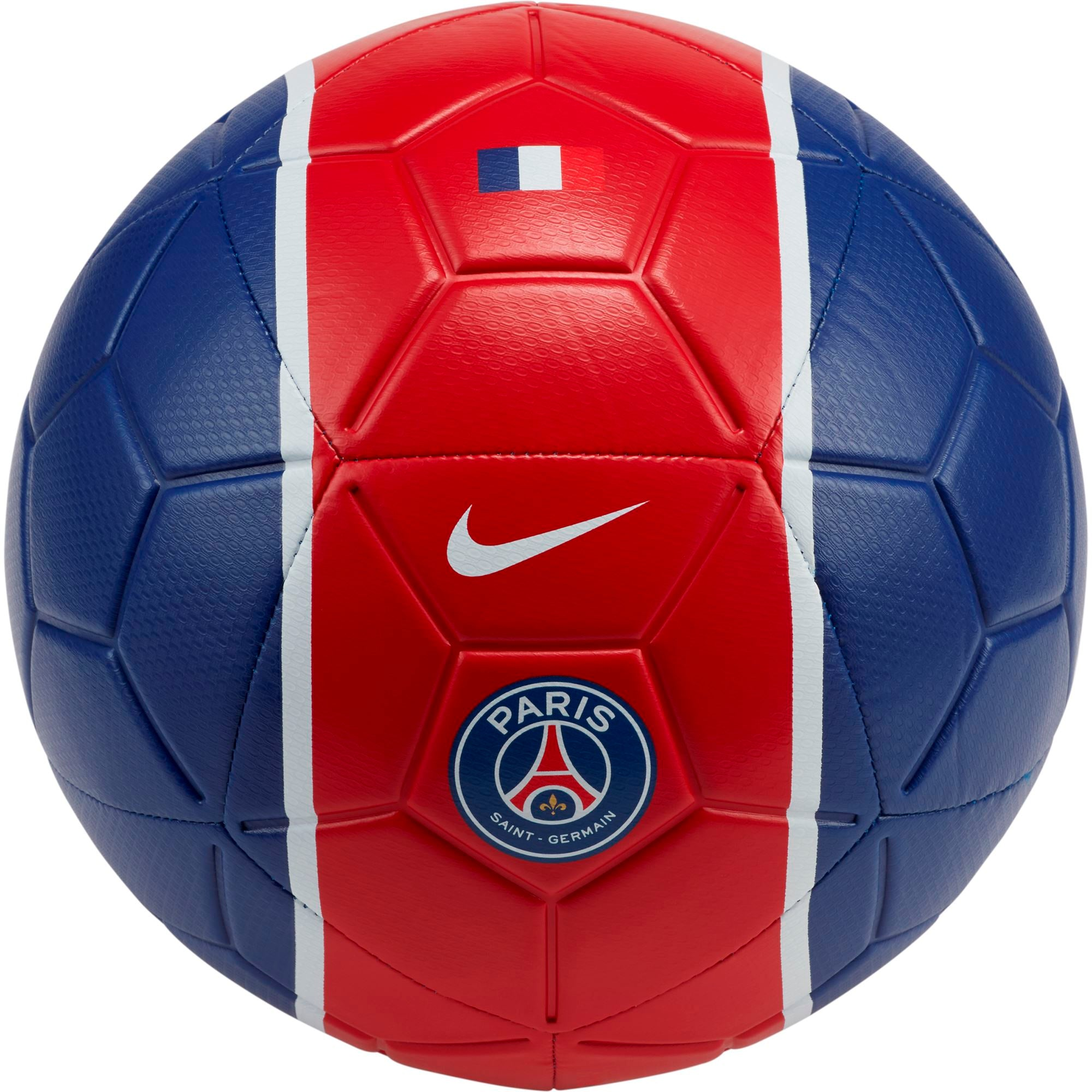 Nike Paris Saint-Germain Strike Soccer Ball - Midnight Navy/University Red/White SP-Balls-Soccer Nike