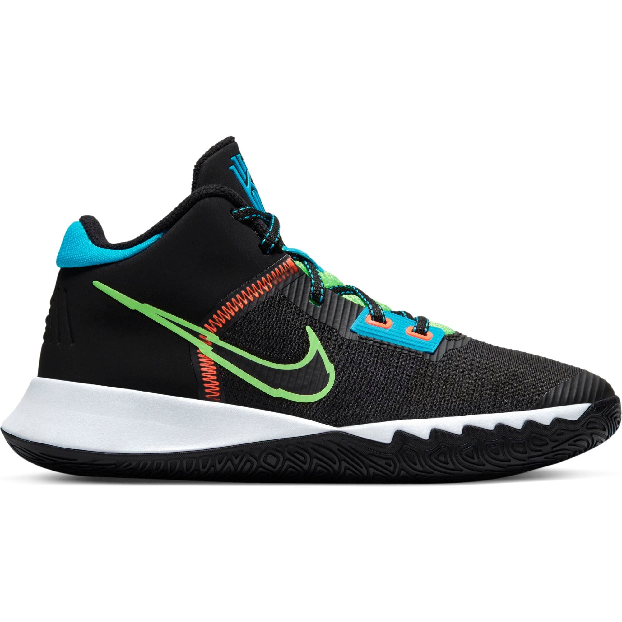 Nike Kyrie Flytrap 4 - Black/Lime Glow-Lagoon Pulse SP-Footwear-Mens Nike