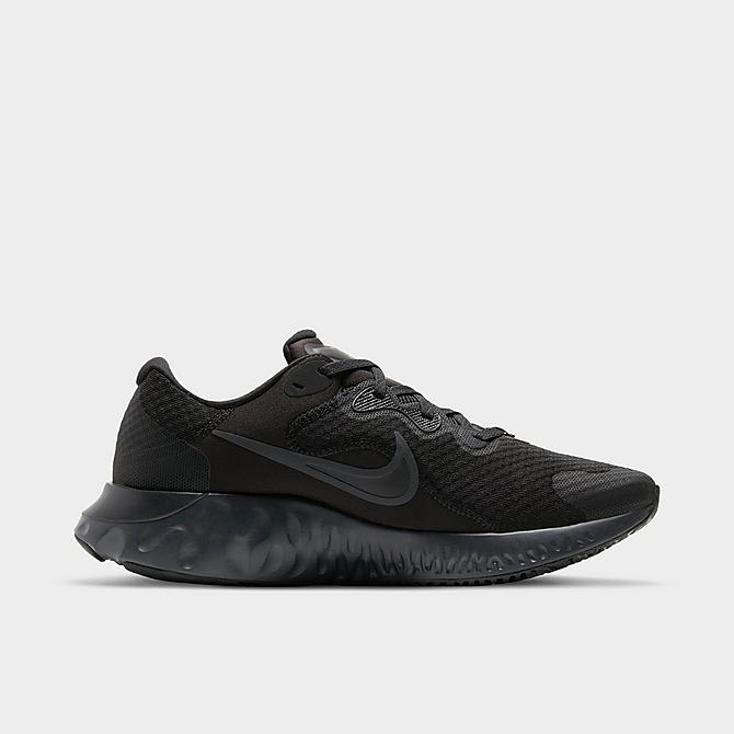 Nike Mens Renew Run 2 - Black/Anthracite SP-Footwear-Mens Nike