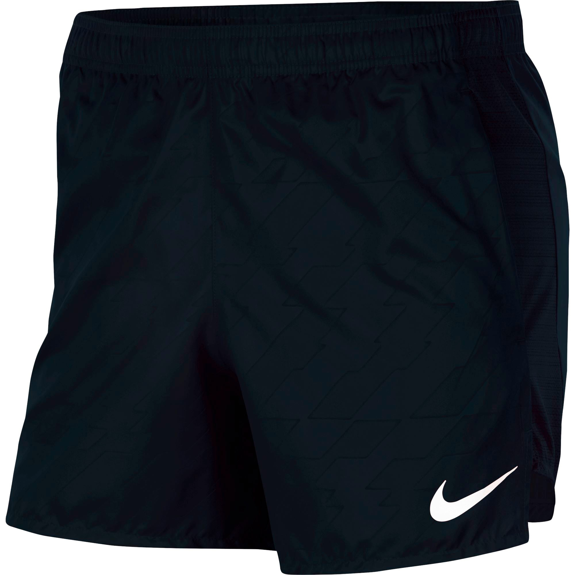 Nike Men's Challenger Future Fast Running Shorts - Black/Reflective Silver SP-ApparelShorts-Mens Nike