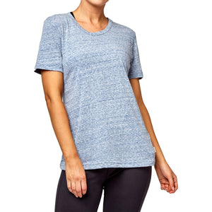 Bonds Women's Triblend Crew Tee - Blue Rock Apparel Bonds