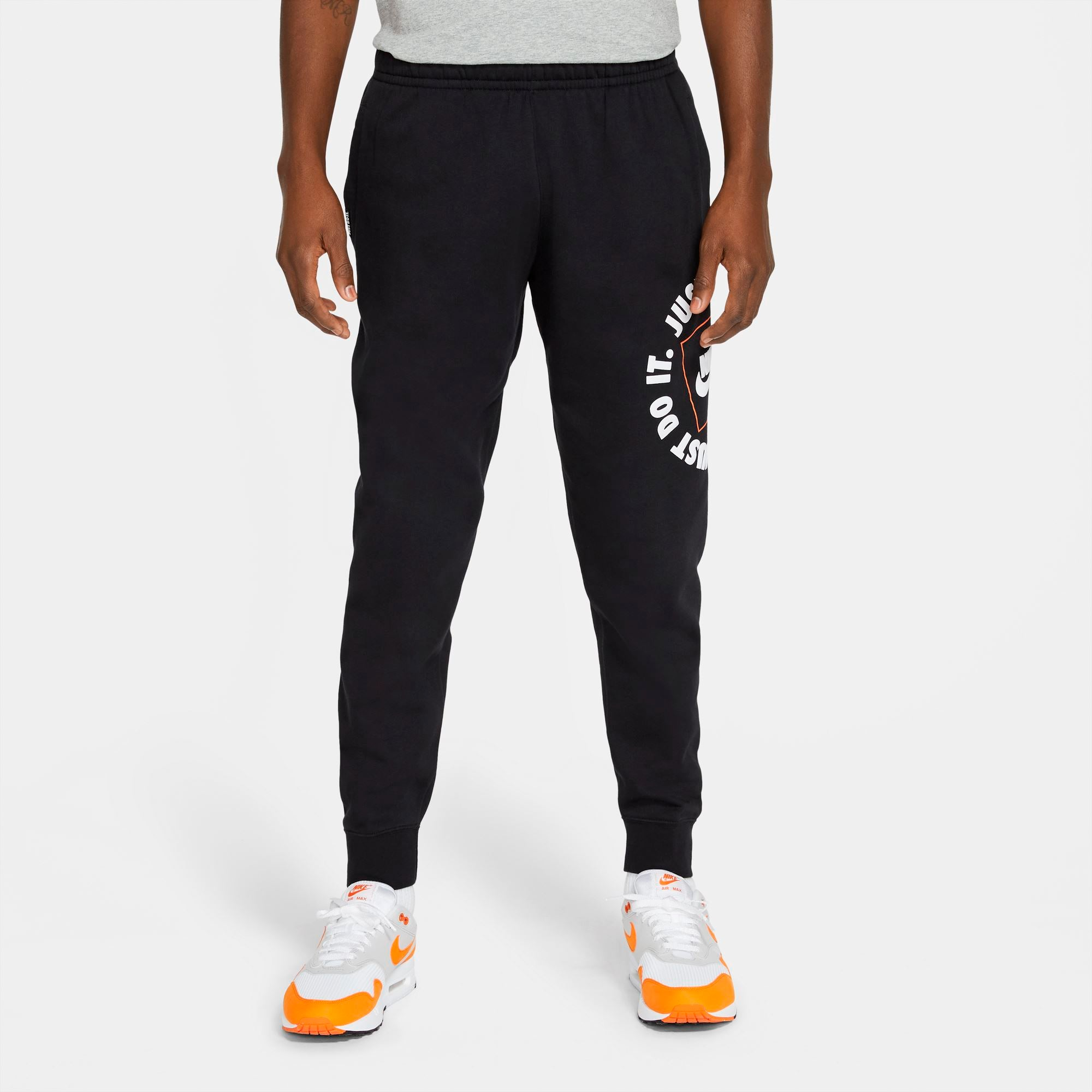 Nike Sportswear Jdi - Black/Black SP-ApparelTees-Mens Nike