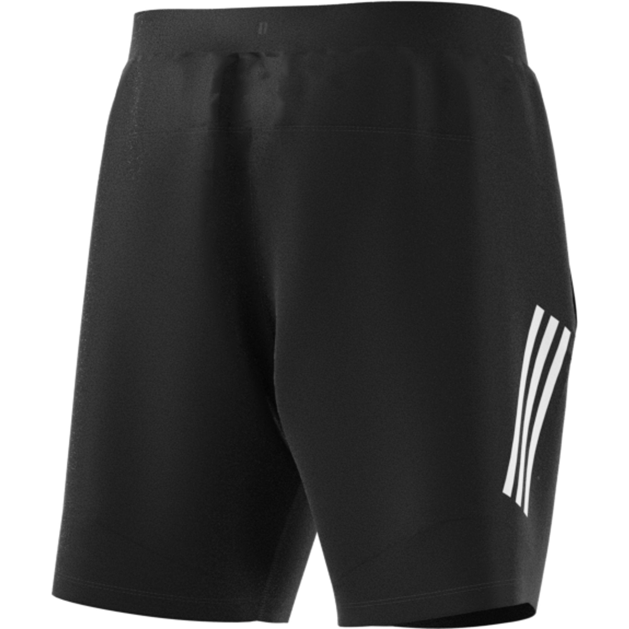 Adidas 4Krft Tech Woven 8-Inch 3S Short - Black/White Sp-ApparelShorts-Men Adidas