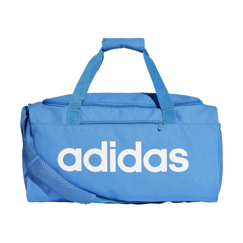 Adidas Linear Core Duffel Bag Small - true blue/true blue/white SP-ACCESSORIES-BAGS Adidas