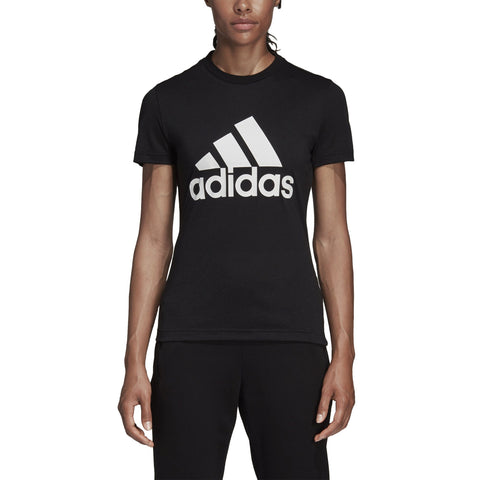 Adidas Womens Must Haves Badge of Sport Tee - black SP-APPARELTEES-WOMENS Adidas