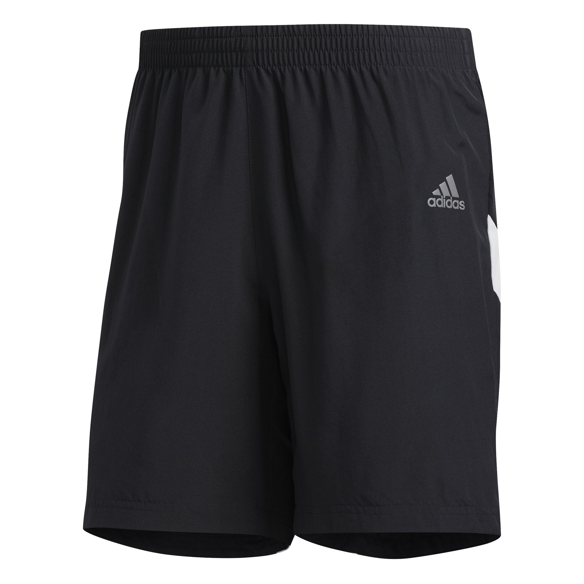 Adidas Mens Own the Run Shorts - Black/Grey SP-APPARELSHORTS-MENS Adidas