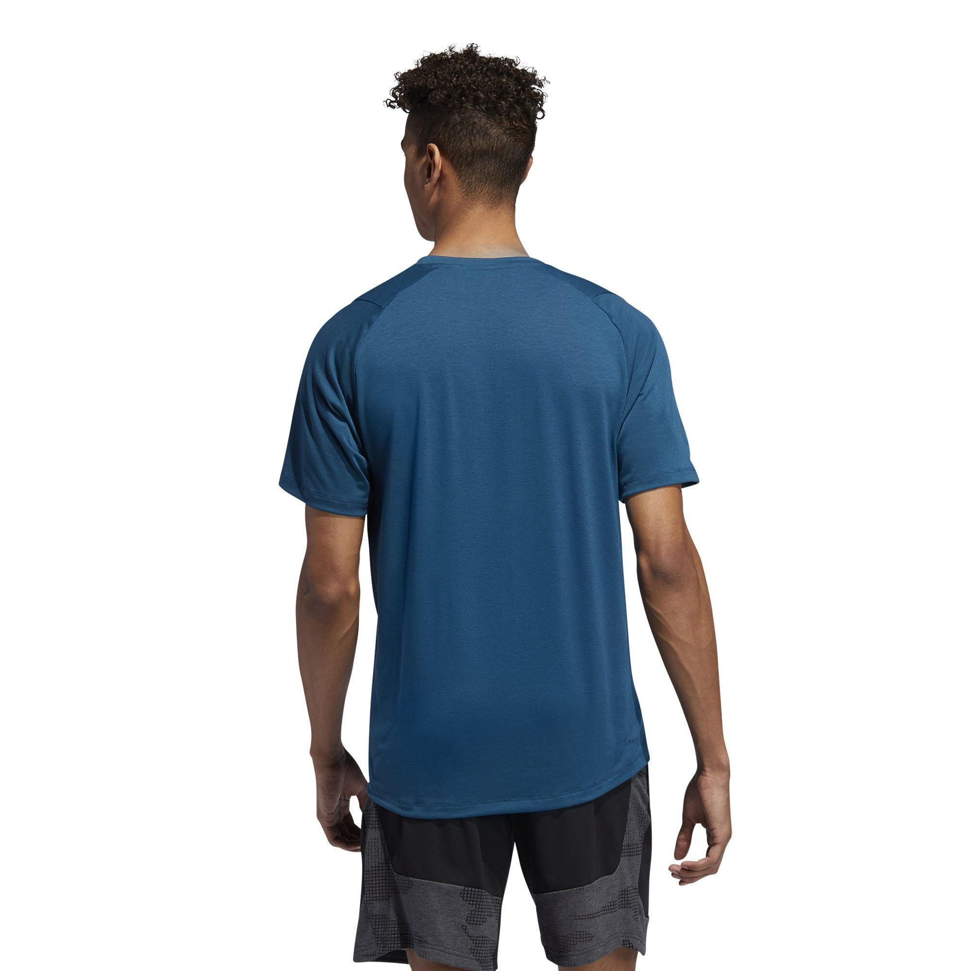 Adidas Mens FreeLift Sport Prime Lite Tee - tech mineral SP-APPARELTEES-MENS Adidas