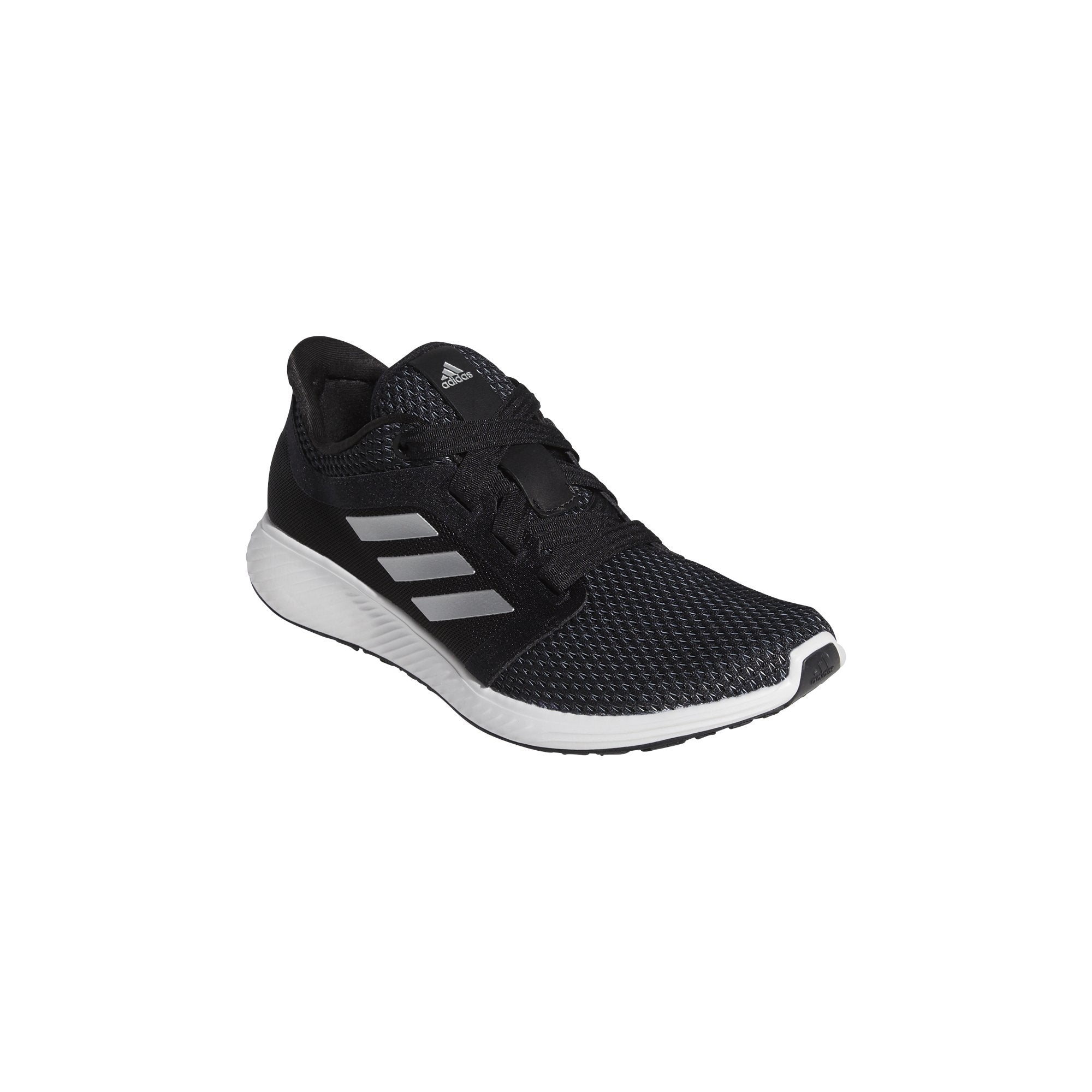 Adidas Womens Edge Lux 3 Shoes - Core Black/Silver Met./Ftwr White SP-Footwear-Womens Adidas