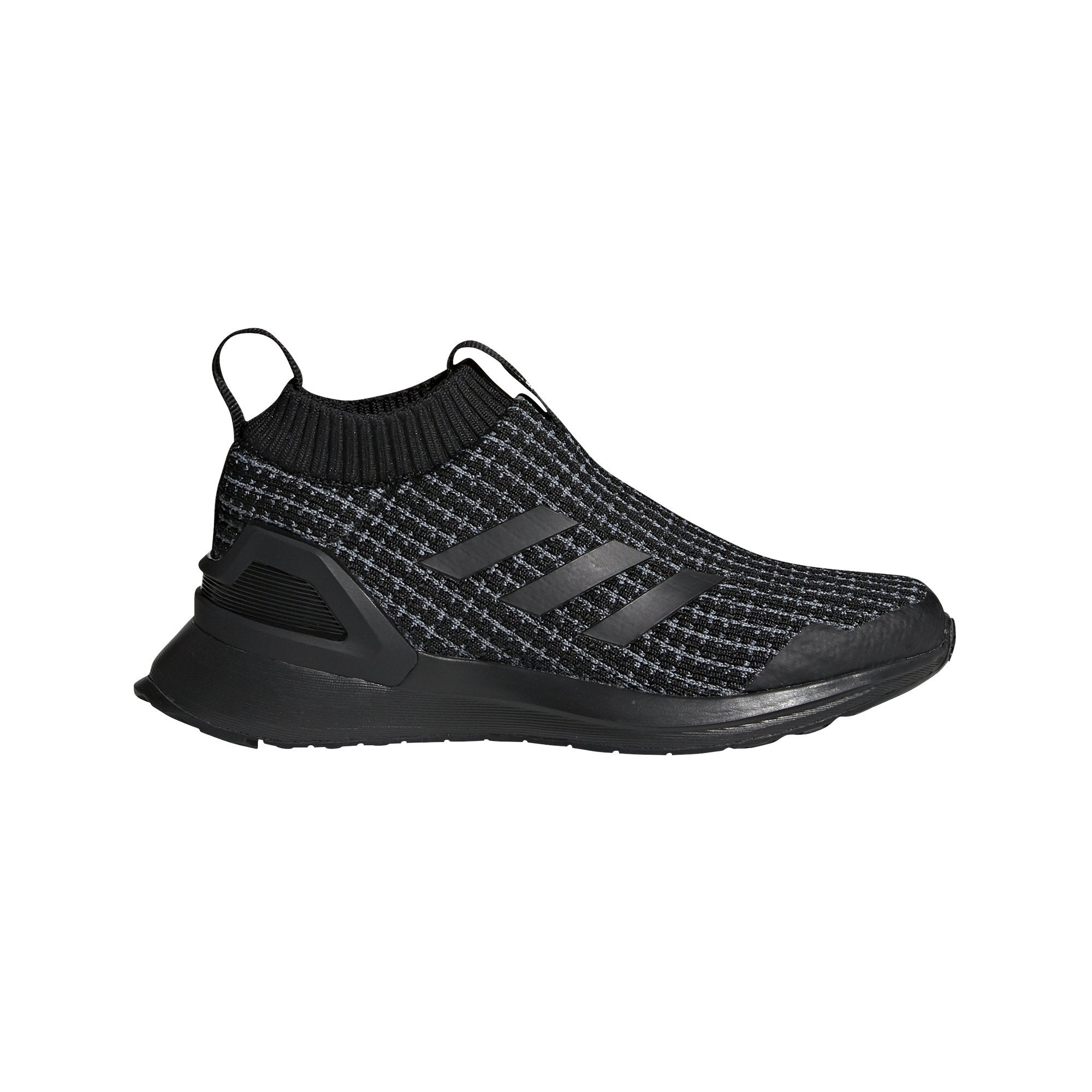 Adidas Kids RapidaRun LL Shoes - core black/core black/ftwr white SP-FOOTWEAR-KIDS Adidas