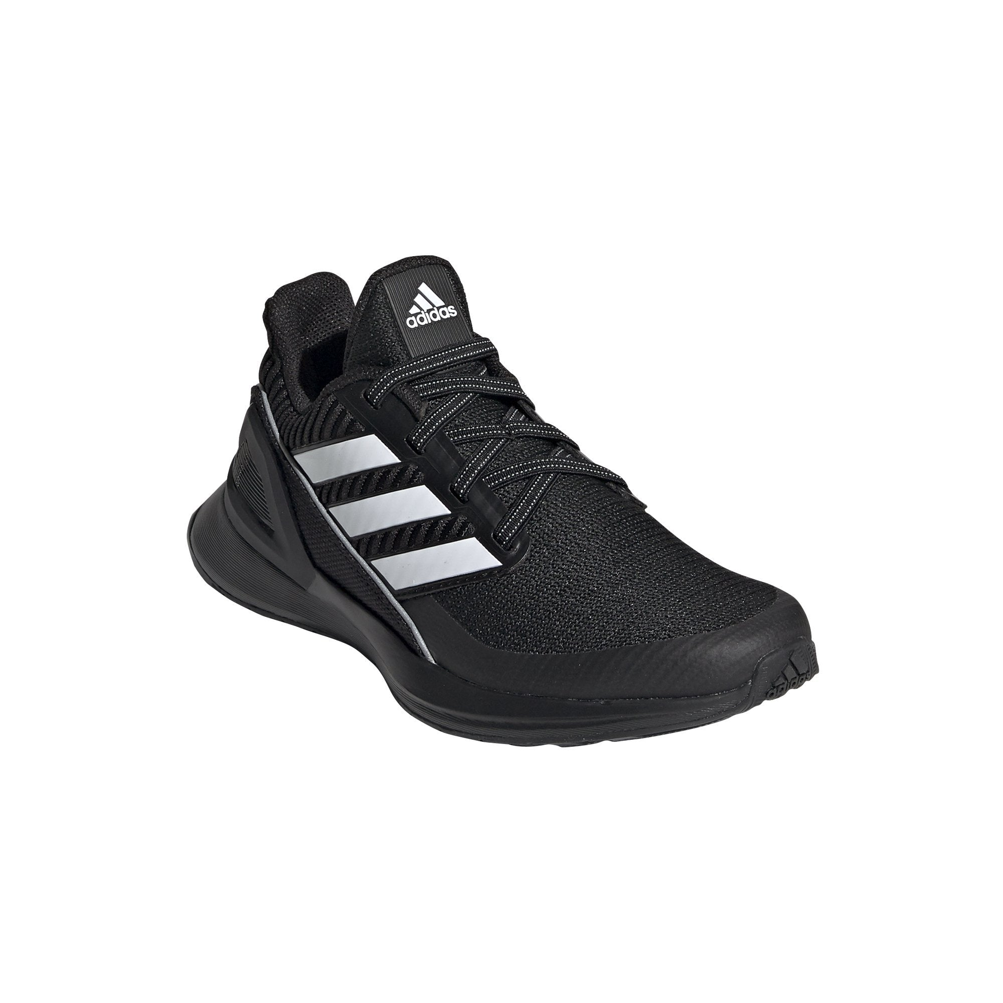 Adidas Kids RapidaRun Shoes - core black/ftwr white/core black SP-FOOTWEAR-KIDS Adidas