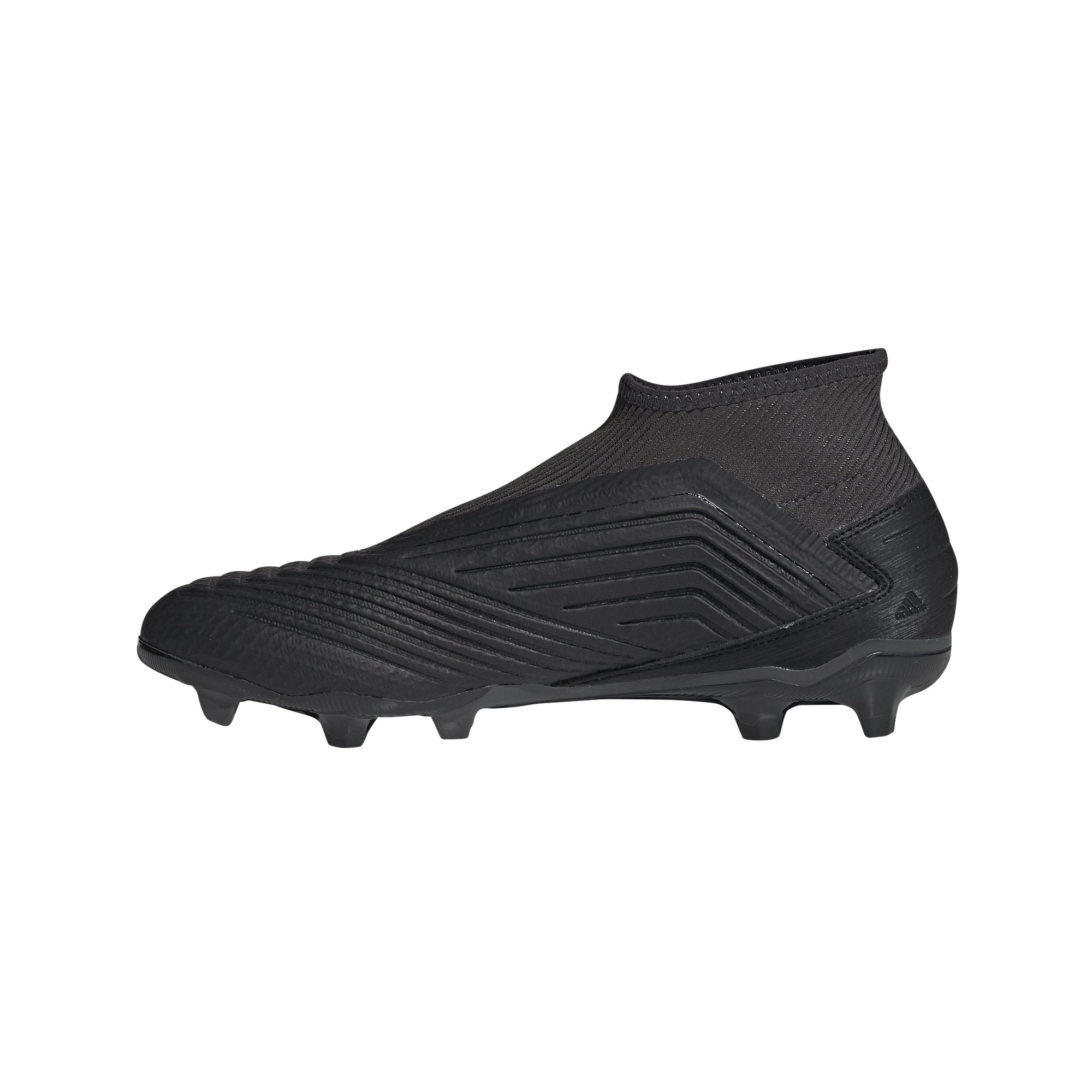Adidas Mens Predator 19.3 Firm Ground Boots - core black/gold met./utility black SP-FOOTWEAR-MENS Adidas