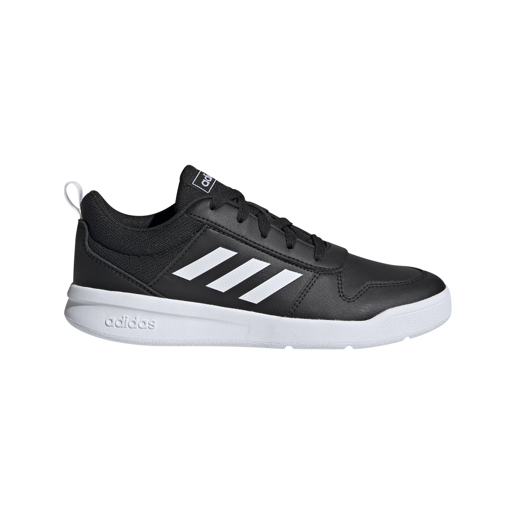 Adidas Kid's Tensaur K - Core Black/Ftwr White/Core Black