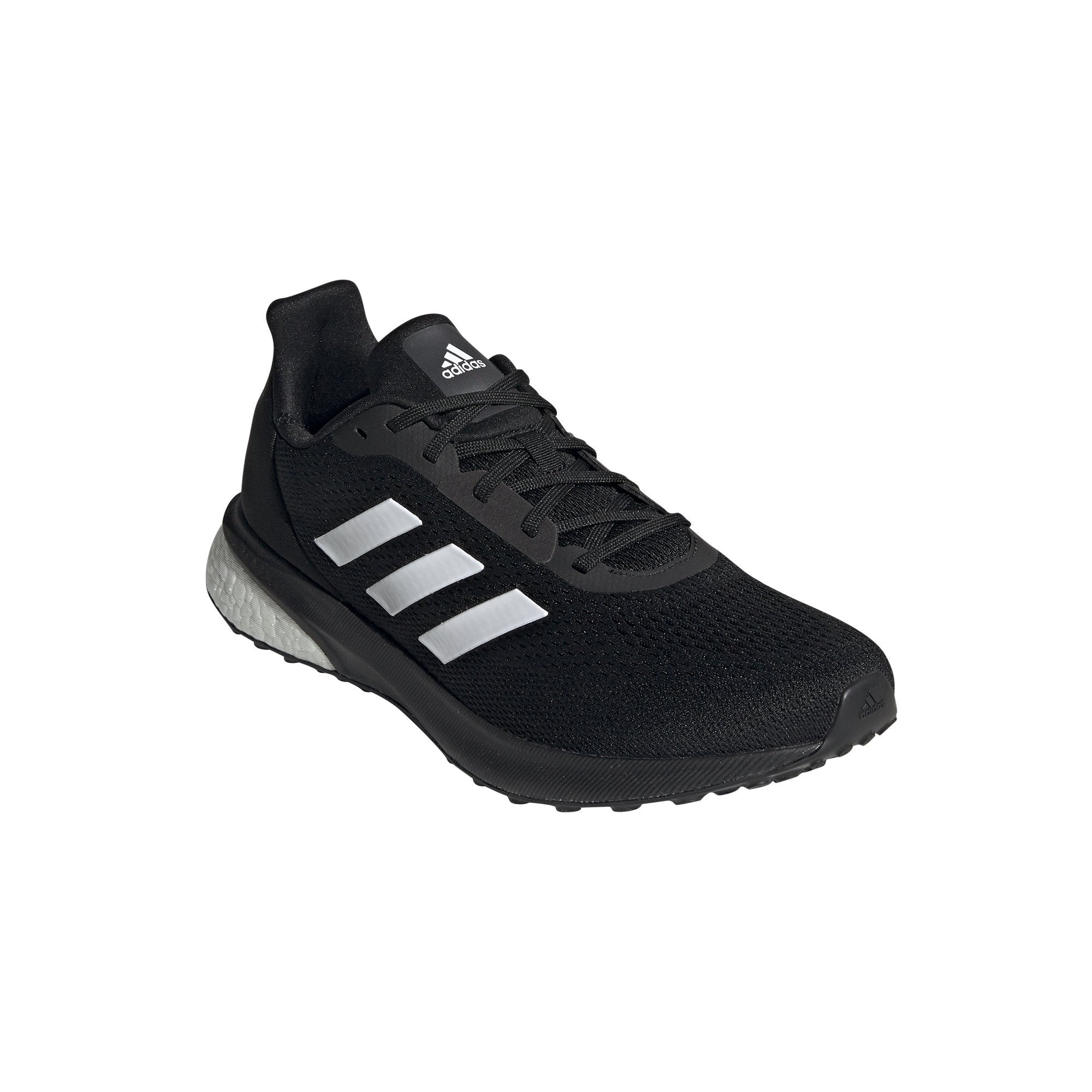 Adidas Mens Astrarun Shoes - Core Black/Ftwr White/Core Black SP-Footwear-Mens Adidas