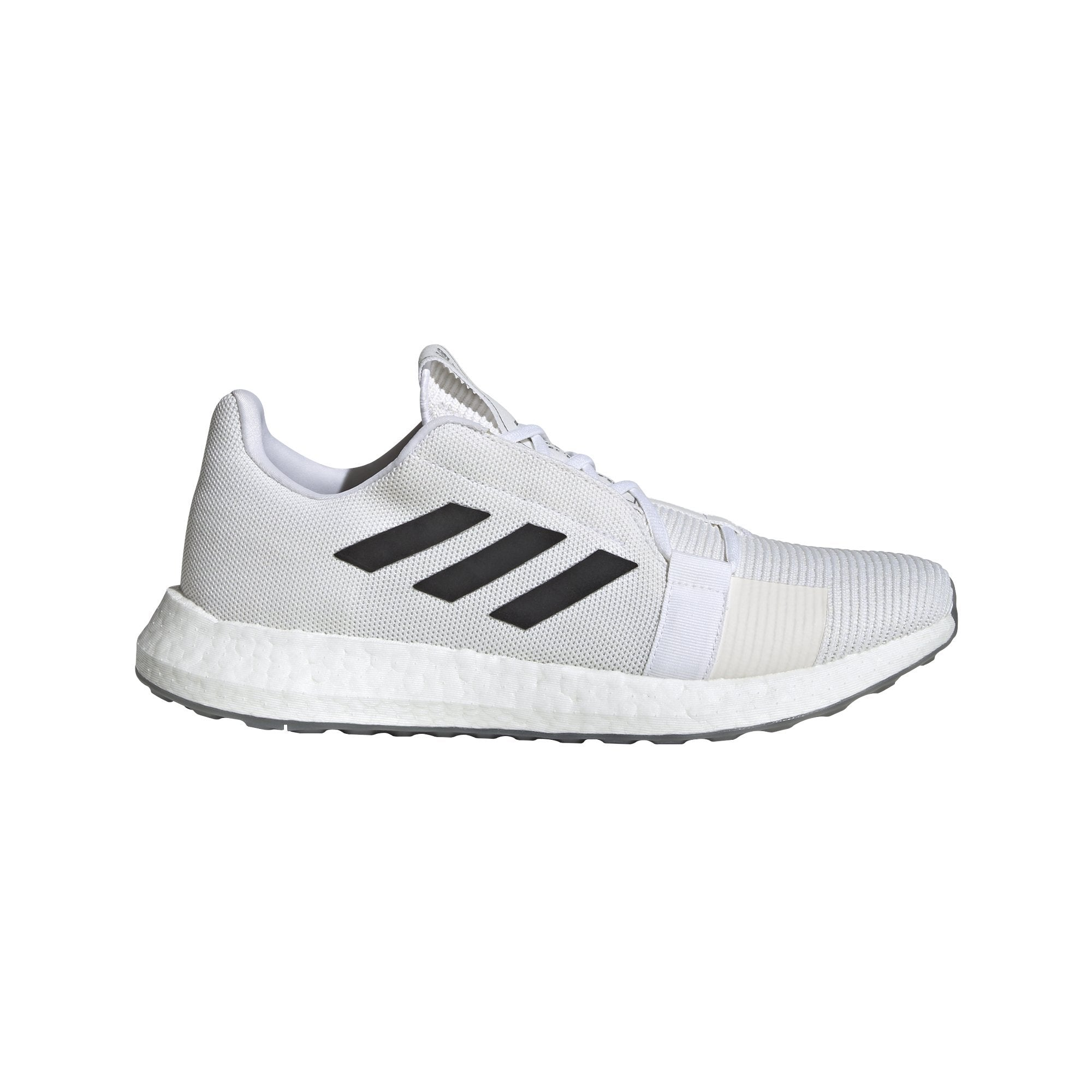 Adidas Men's Senseboost Go M - Ftwr White/Grey Six/Core White SP-Footwear-Mens Adidas