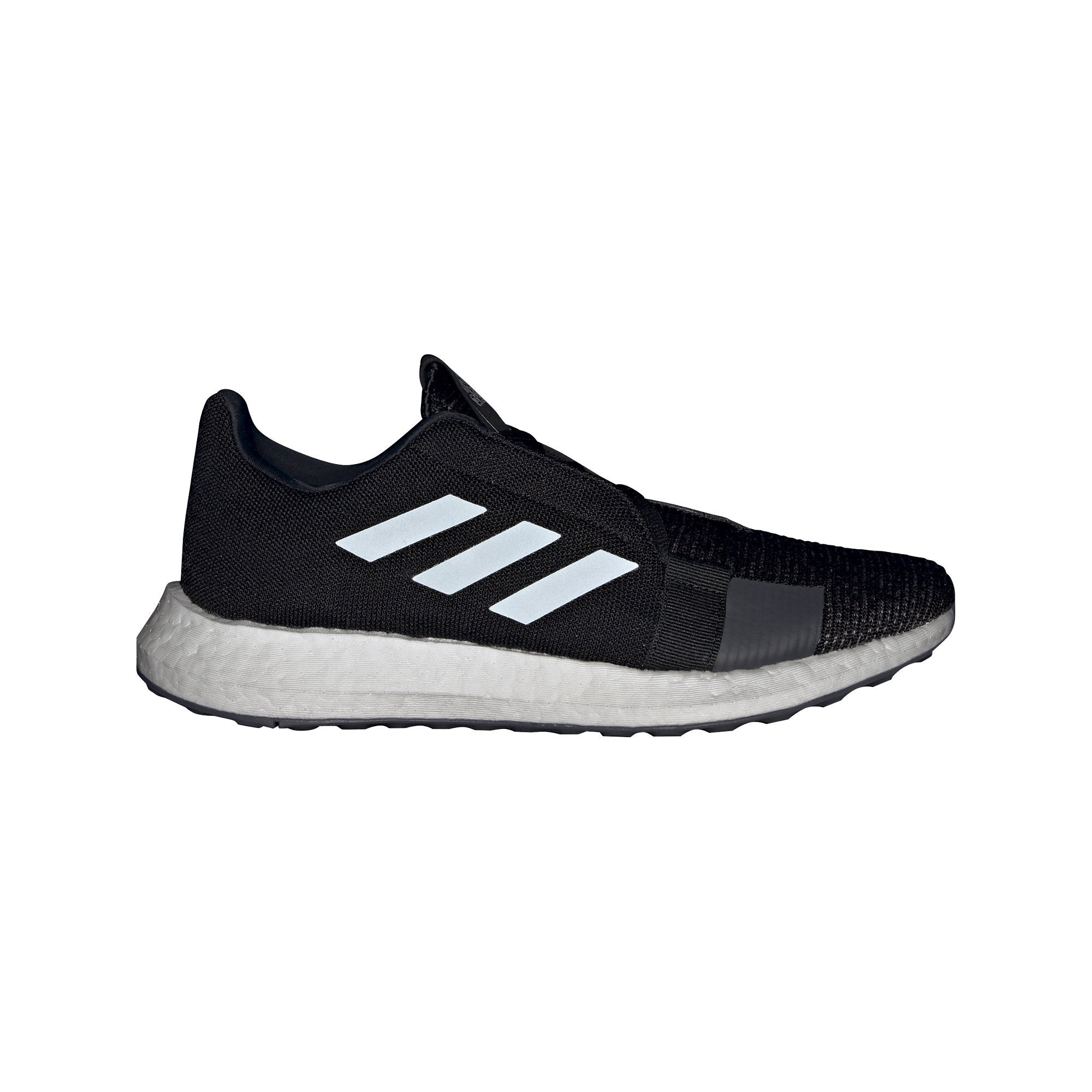 Adidas Men's Senseboost GO Shoes - Core Black/Grey Six/Grey Three SP-Footwear-Mens Adidas