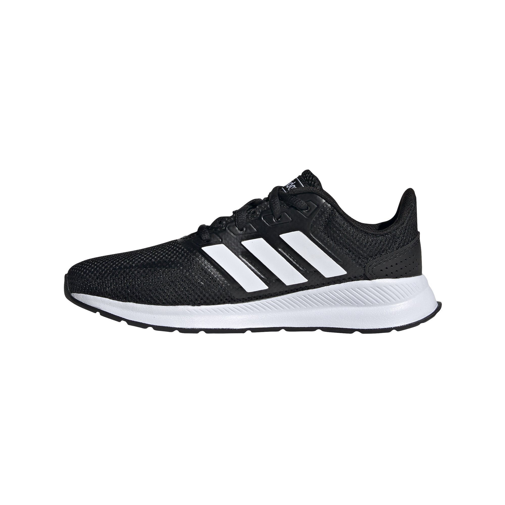 Adidas Kids Runfalcon Shoes - Core Black/Ftwr White/Core Black SP-Footwear-Kids Adidas